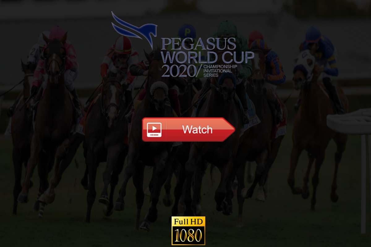 Pegasus World Cup live stream Reddit