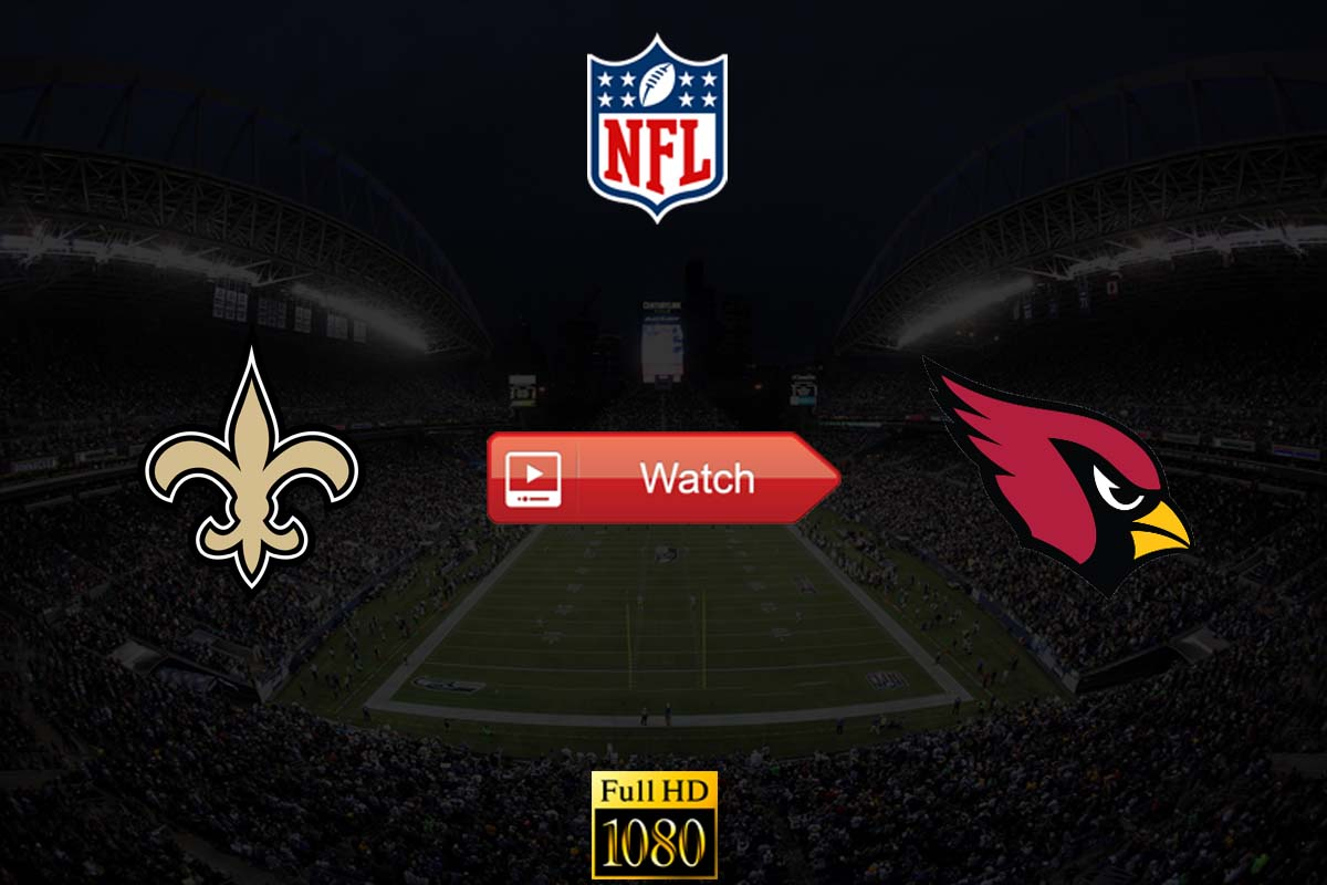 Saints vs Cardinals live stream reddit