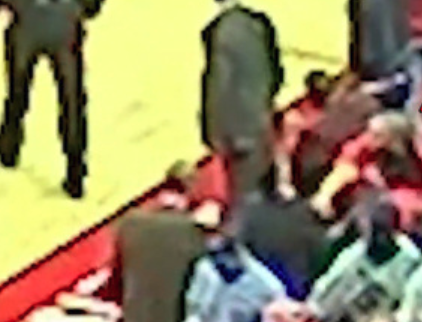 Video of Rockets fan punching coach during game surfaces