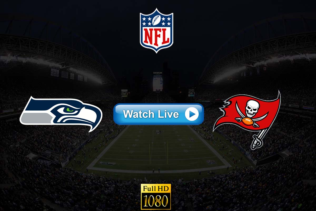 Seahawks vs Buccaneers live streaming reddit