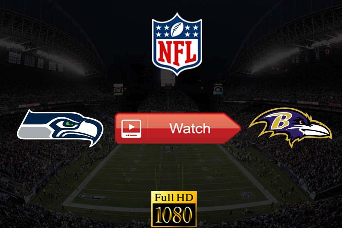 Seahawks vs Ravens live stream reddit