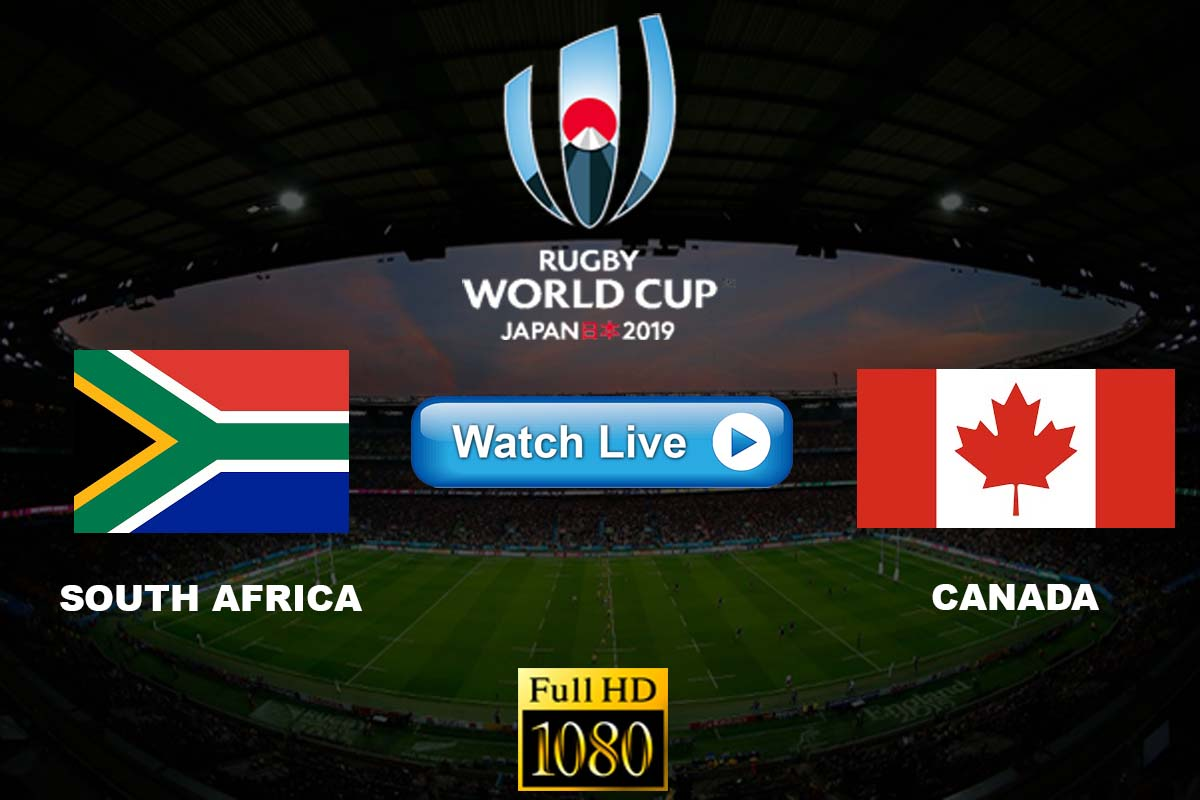 South Africa vs Canada live streaming reddit