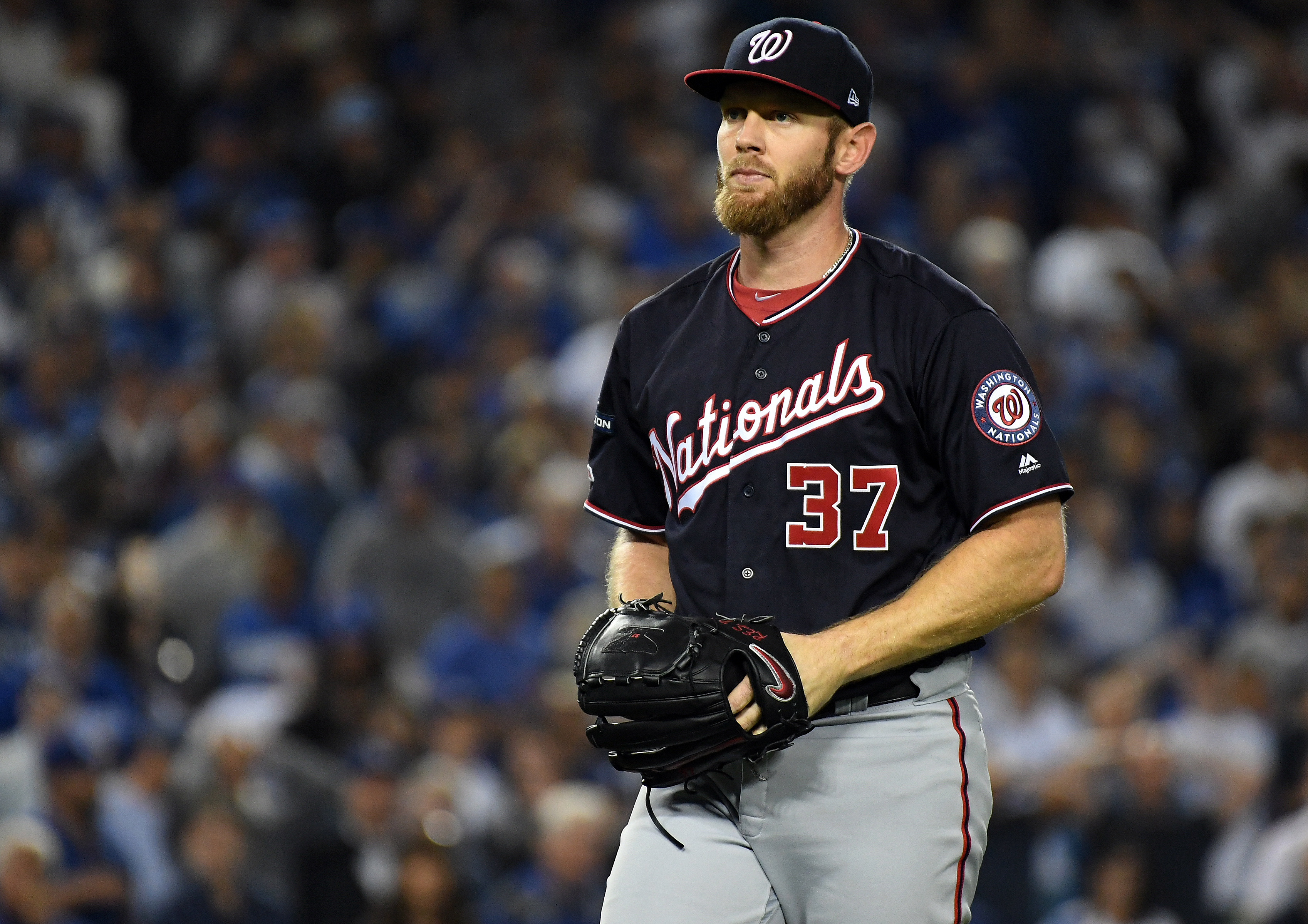 Washington Nationals using their biggest strength to mask their greatest weakness