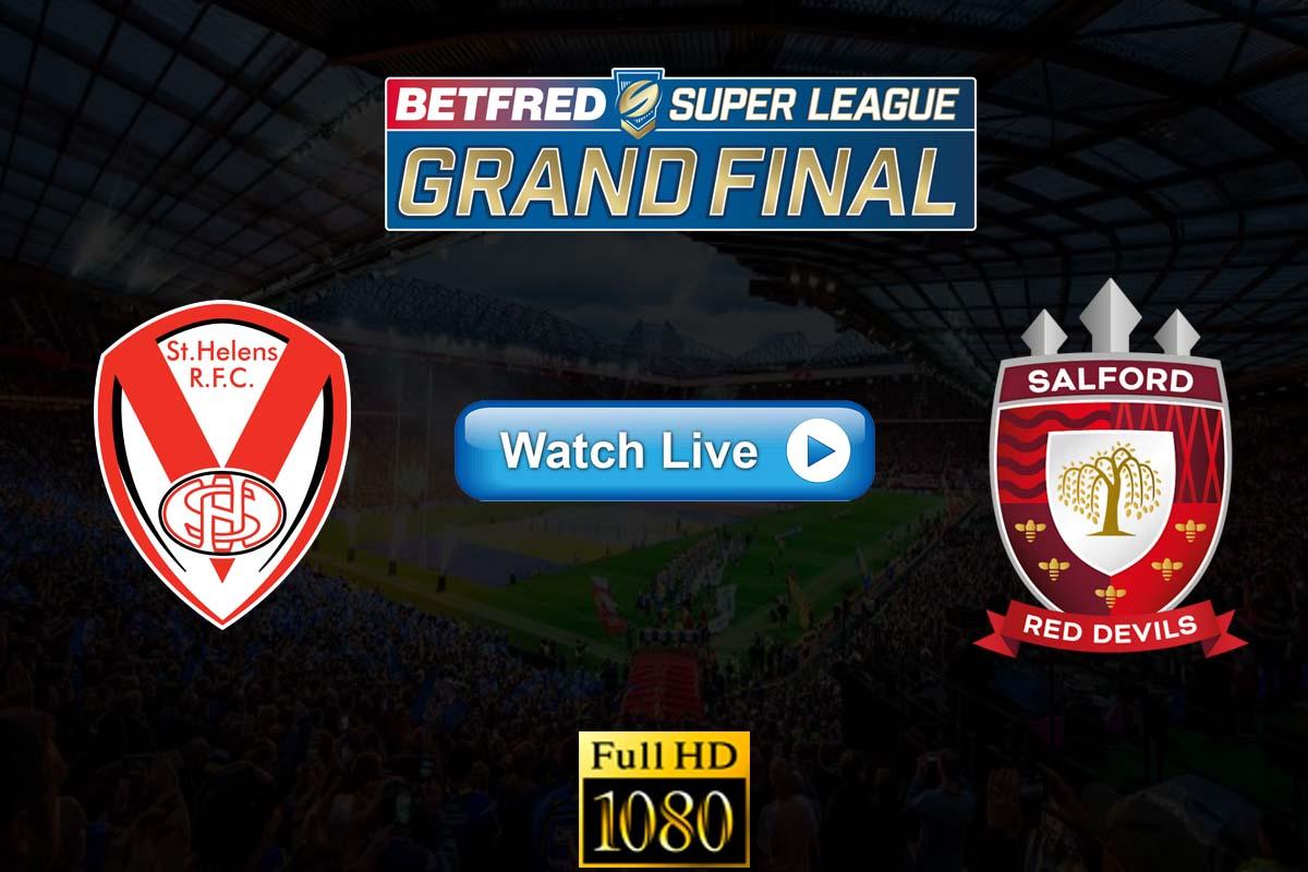 Super League Grand Final live streaming reddit