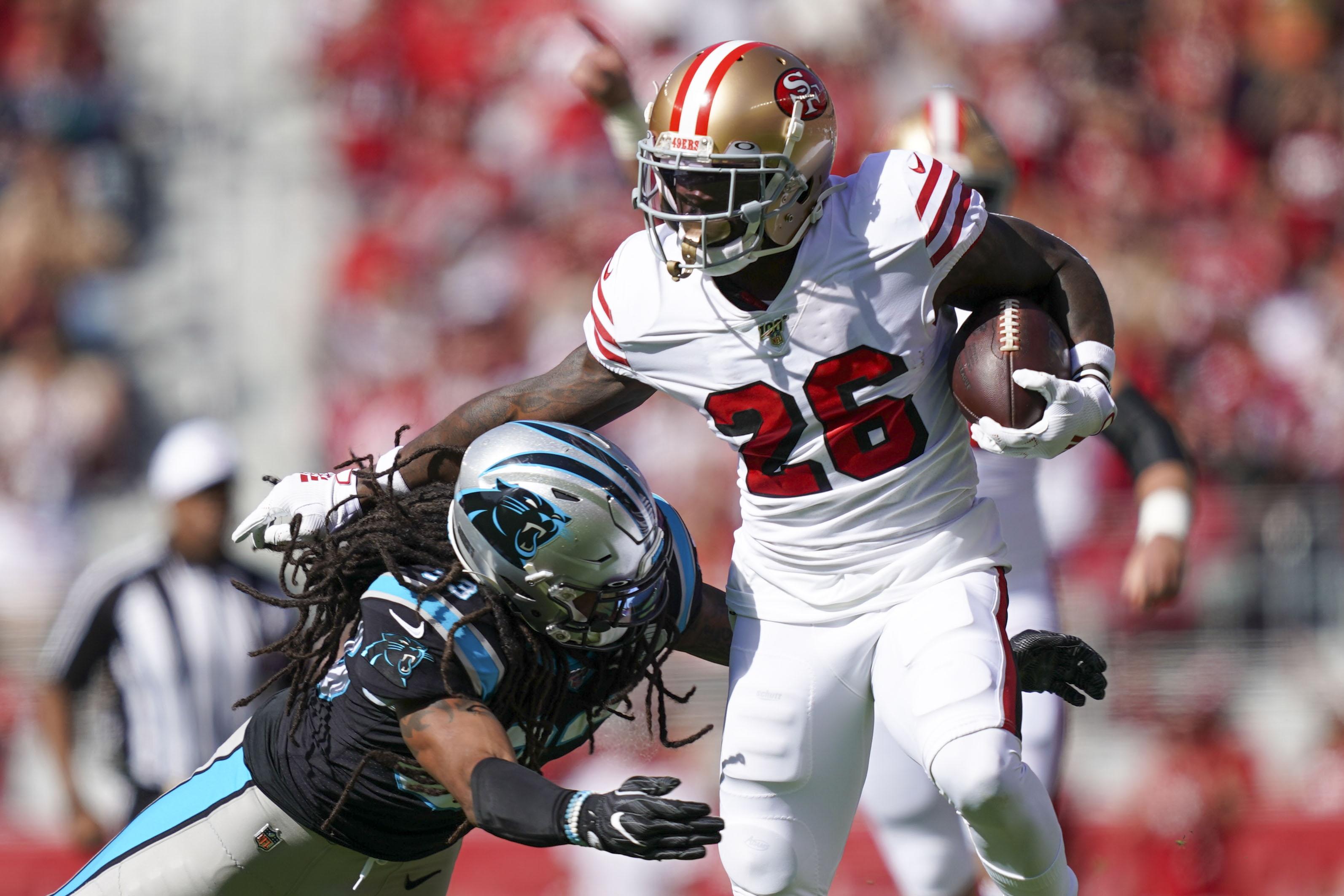 Top five NFL performers in Week 8
