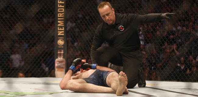 Michael Bisping was right about needless Thomas Gifford beating