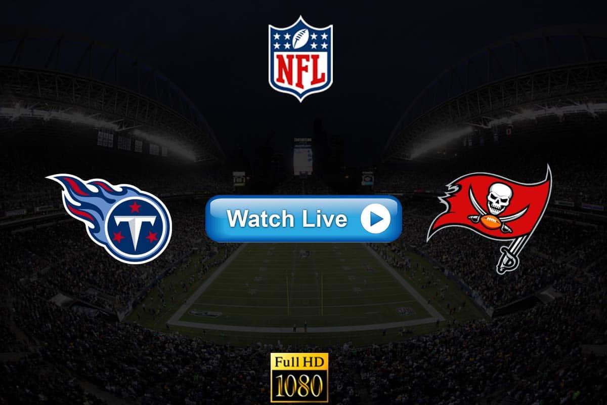 Titans vs Buccaneers live streaming reddit