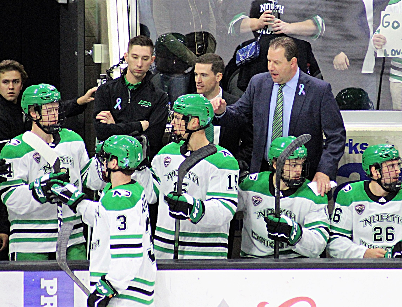 UND Hockey: How Do You Like Them Now?
