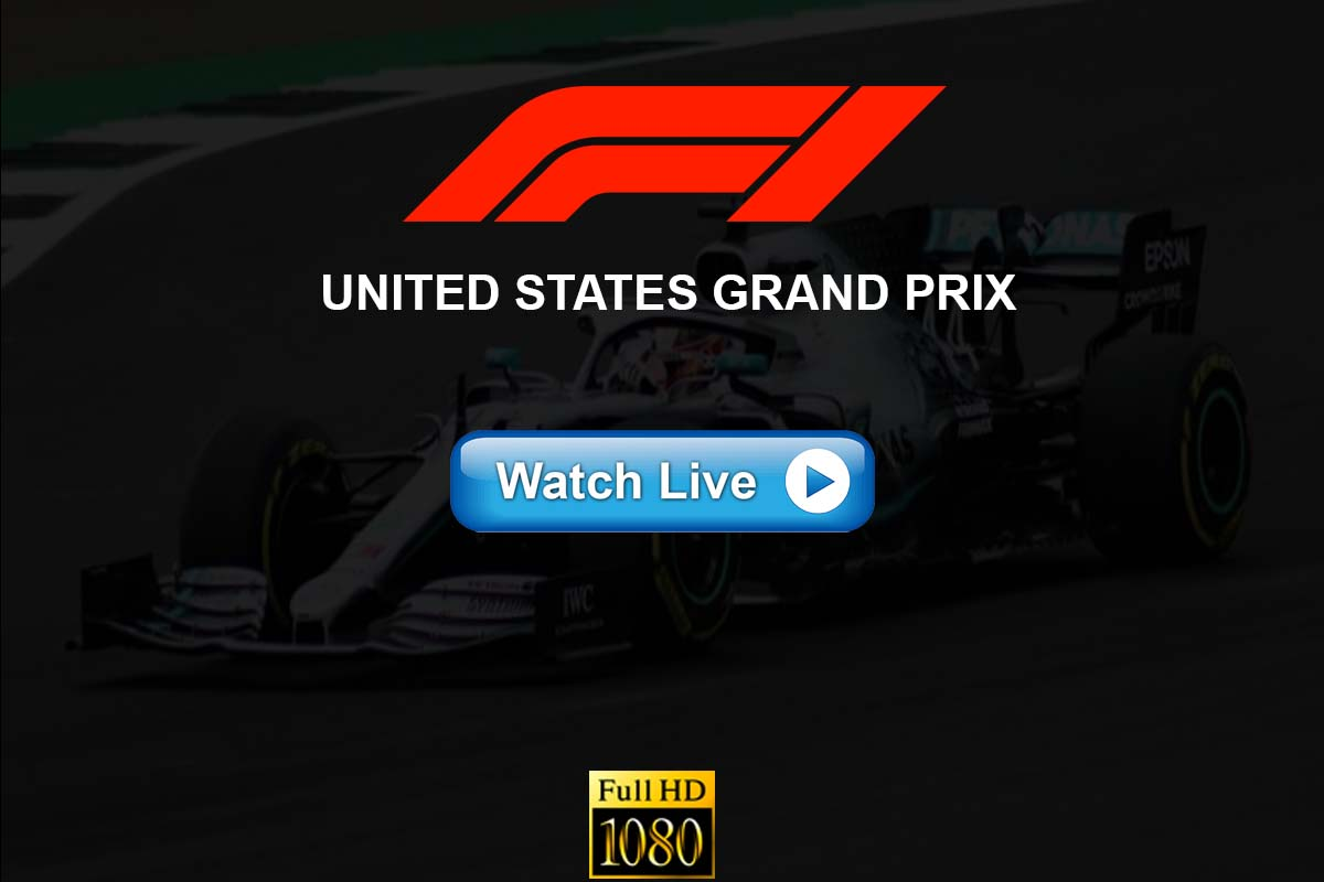 United States Grand Prix live streaming reddit