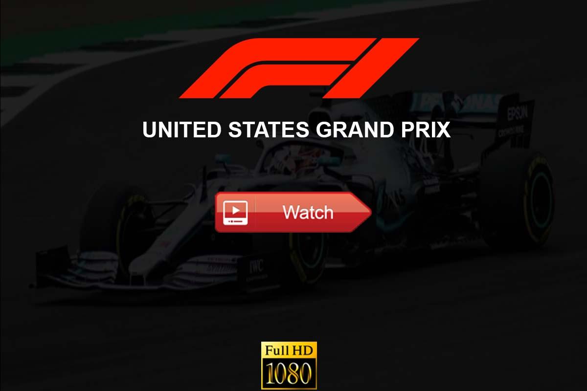 United States Grand Prix live stream reddit