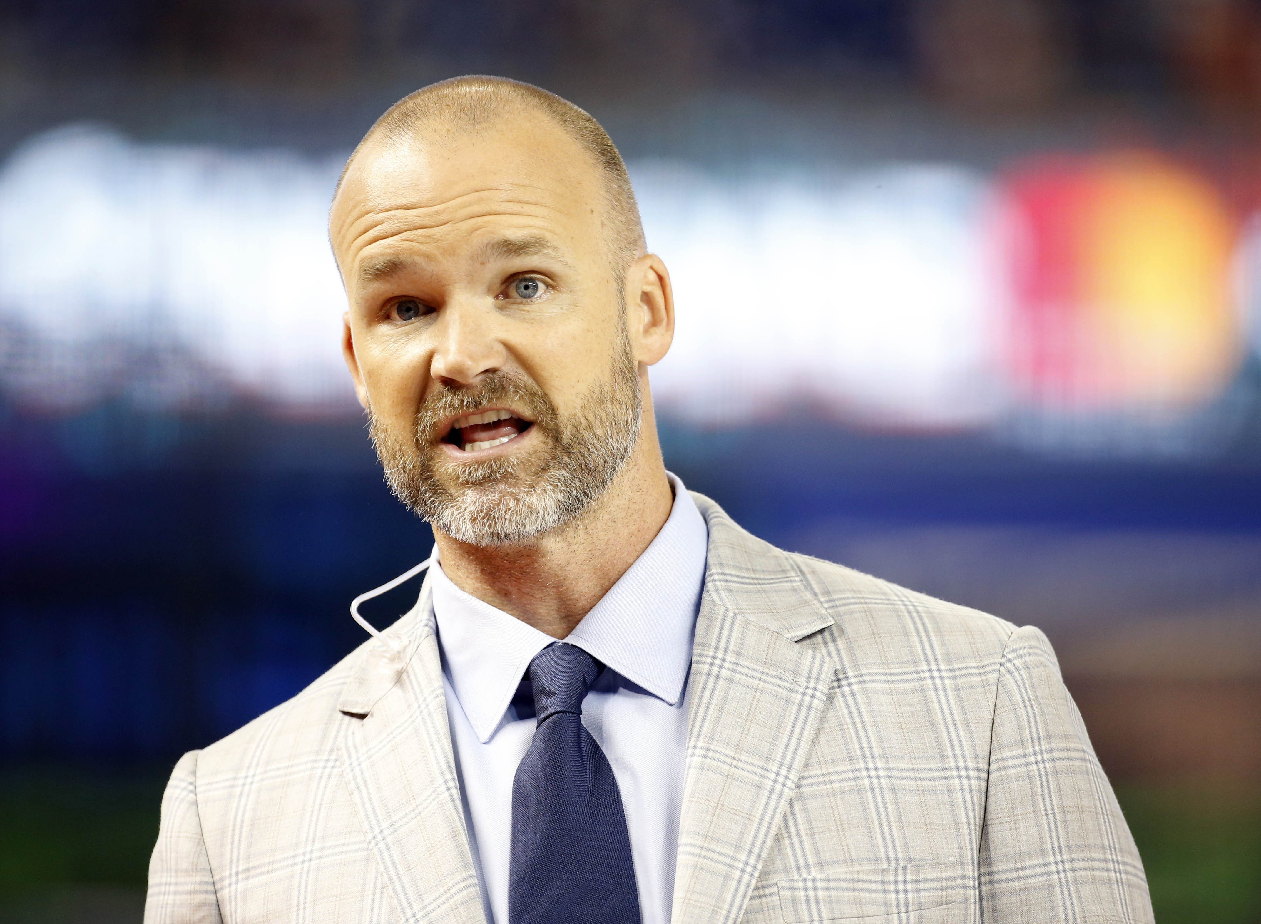 David Ross' mock spring training speech helped him land Cubs manager job