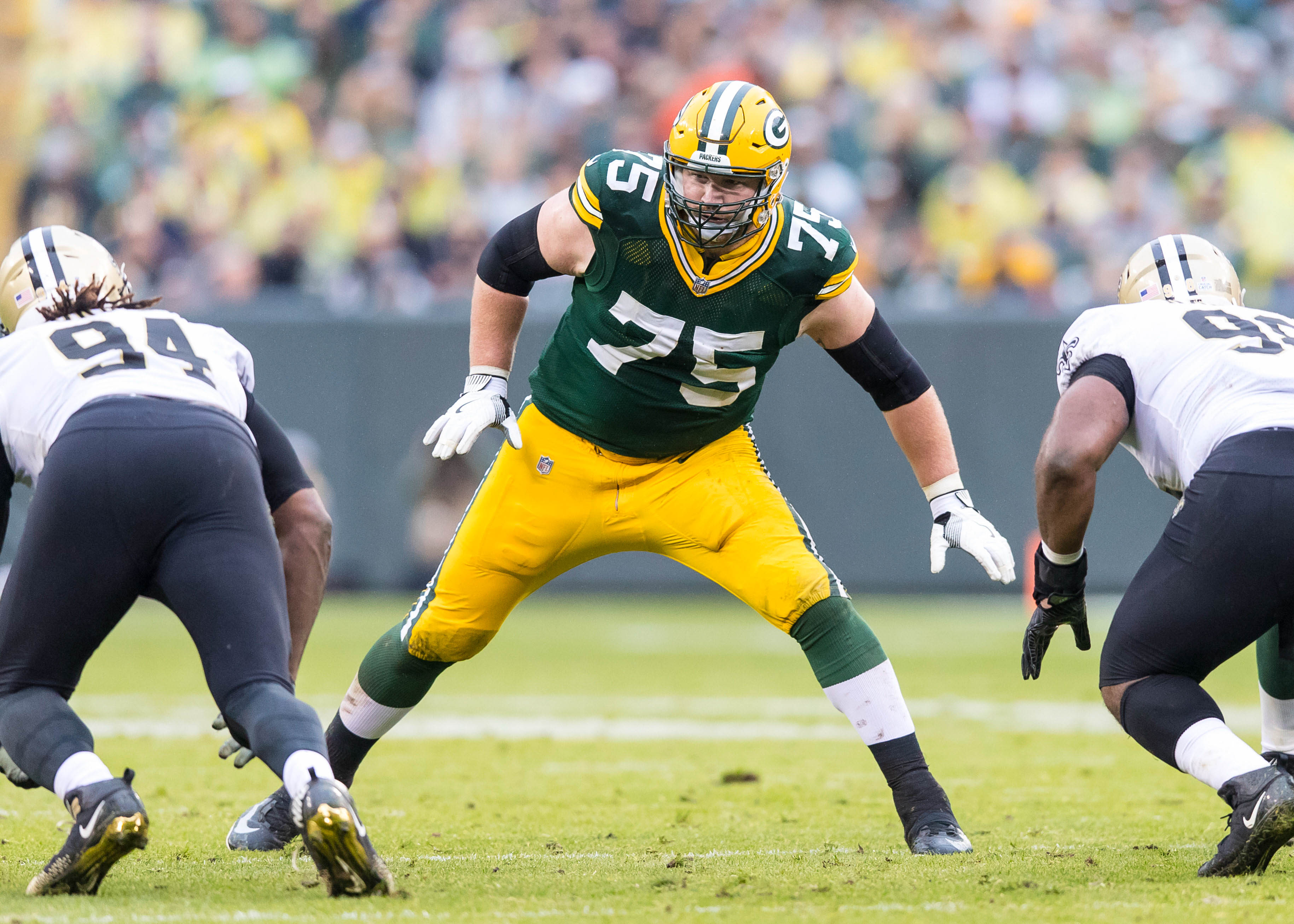 Bryan Bulaga Is Shining at RT for the Packers