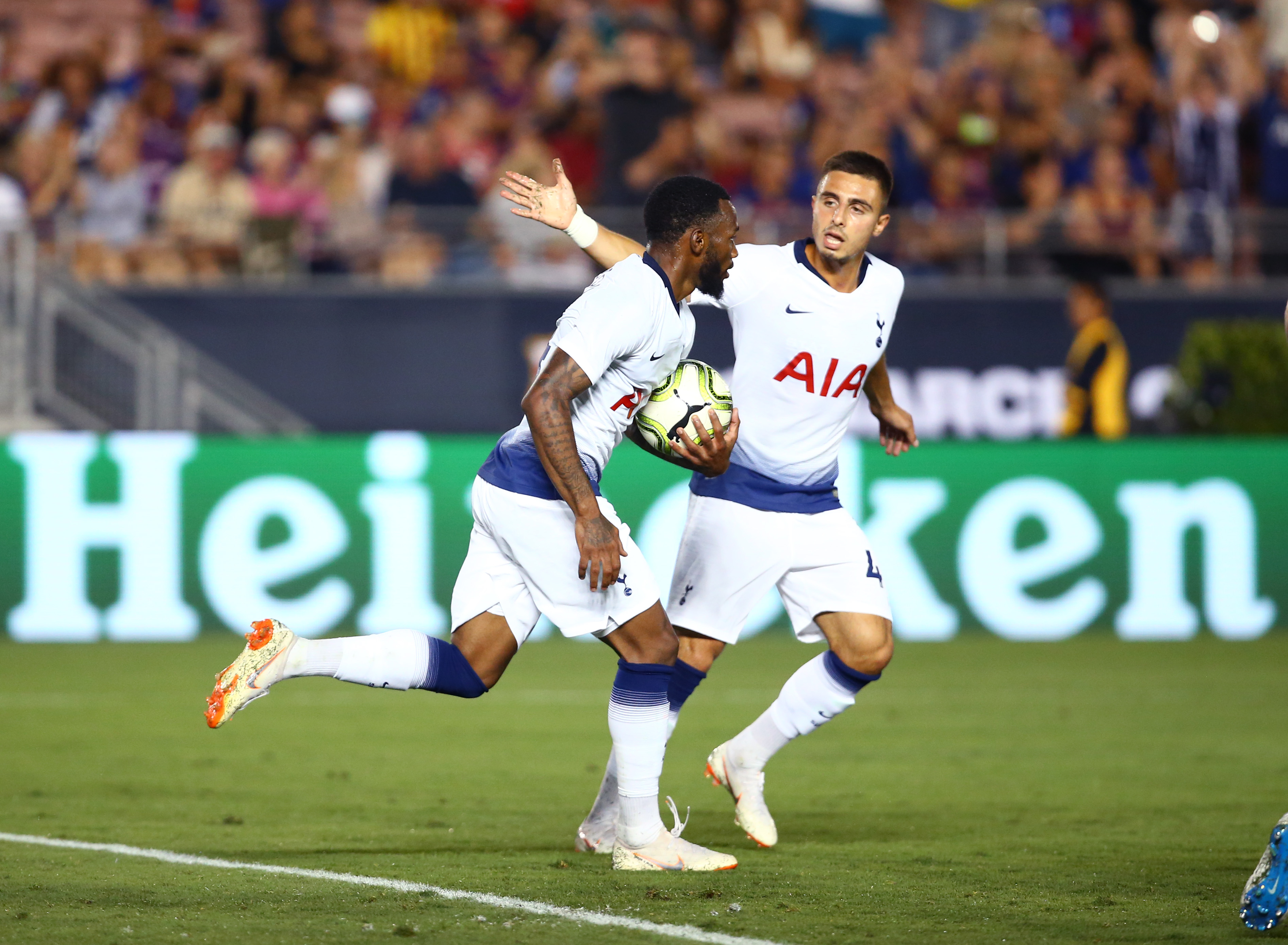 The decline of Tottenham Hotspur