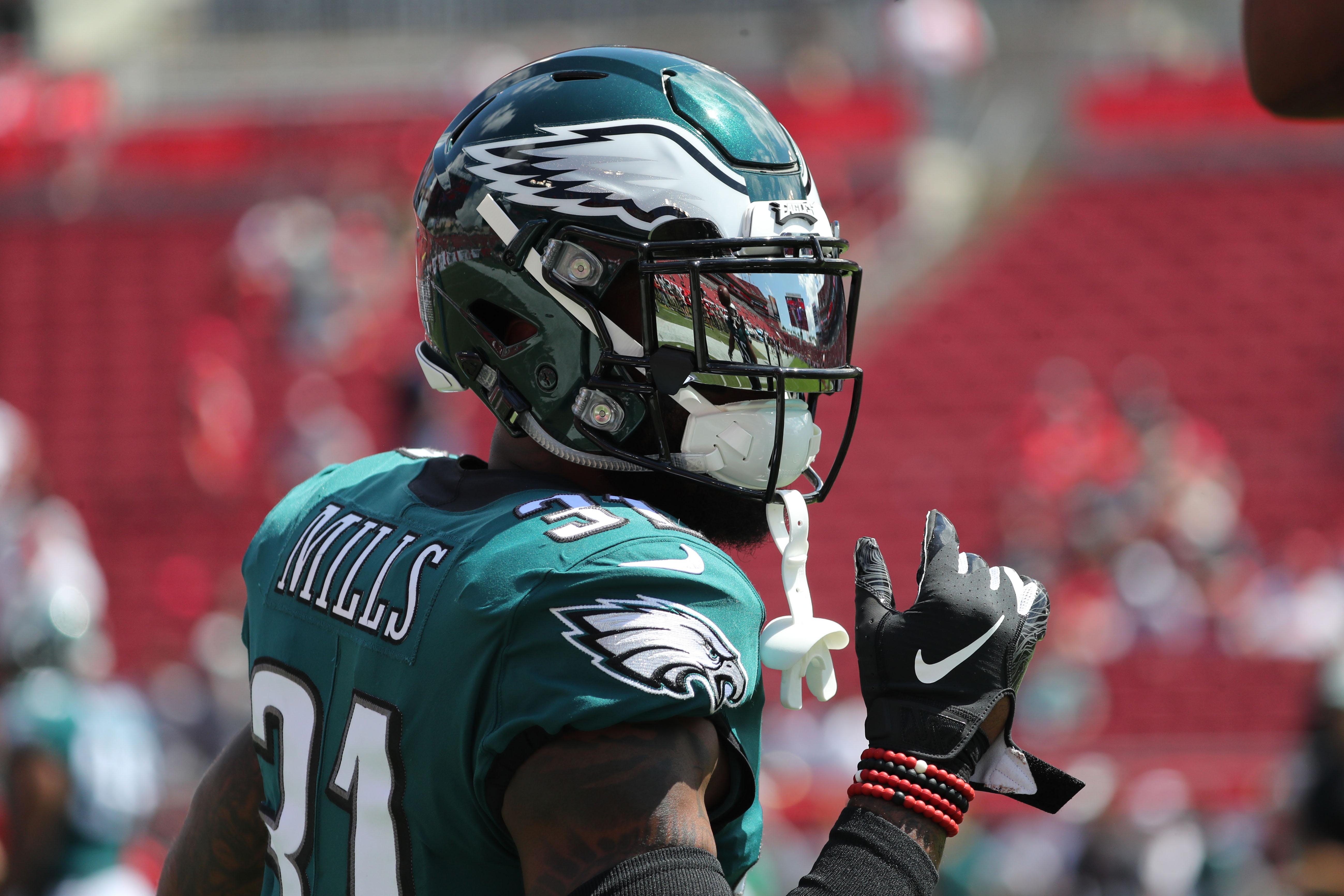 Will Jalen Mills start vs. Cowboys in Week 7?