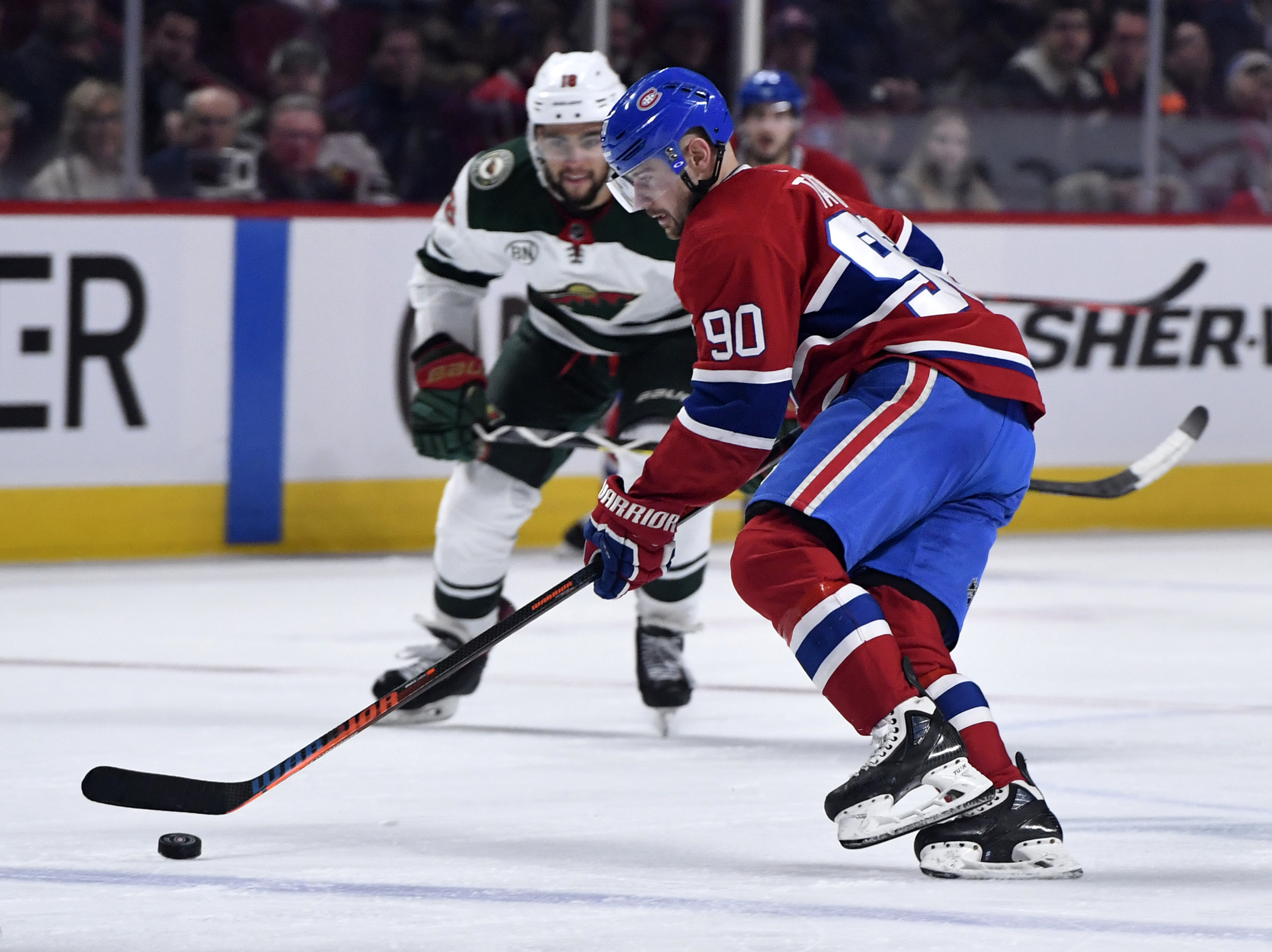 Game Preview: Minnesota Wild vs. Montreal Canadiens 10/20/19 @ 4:00PM CST at Xcel Energy Center