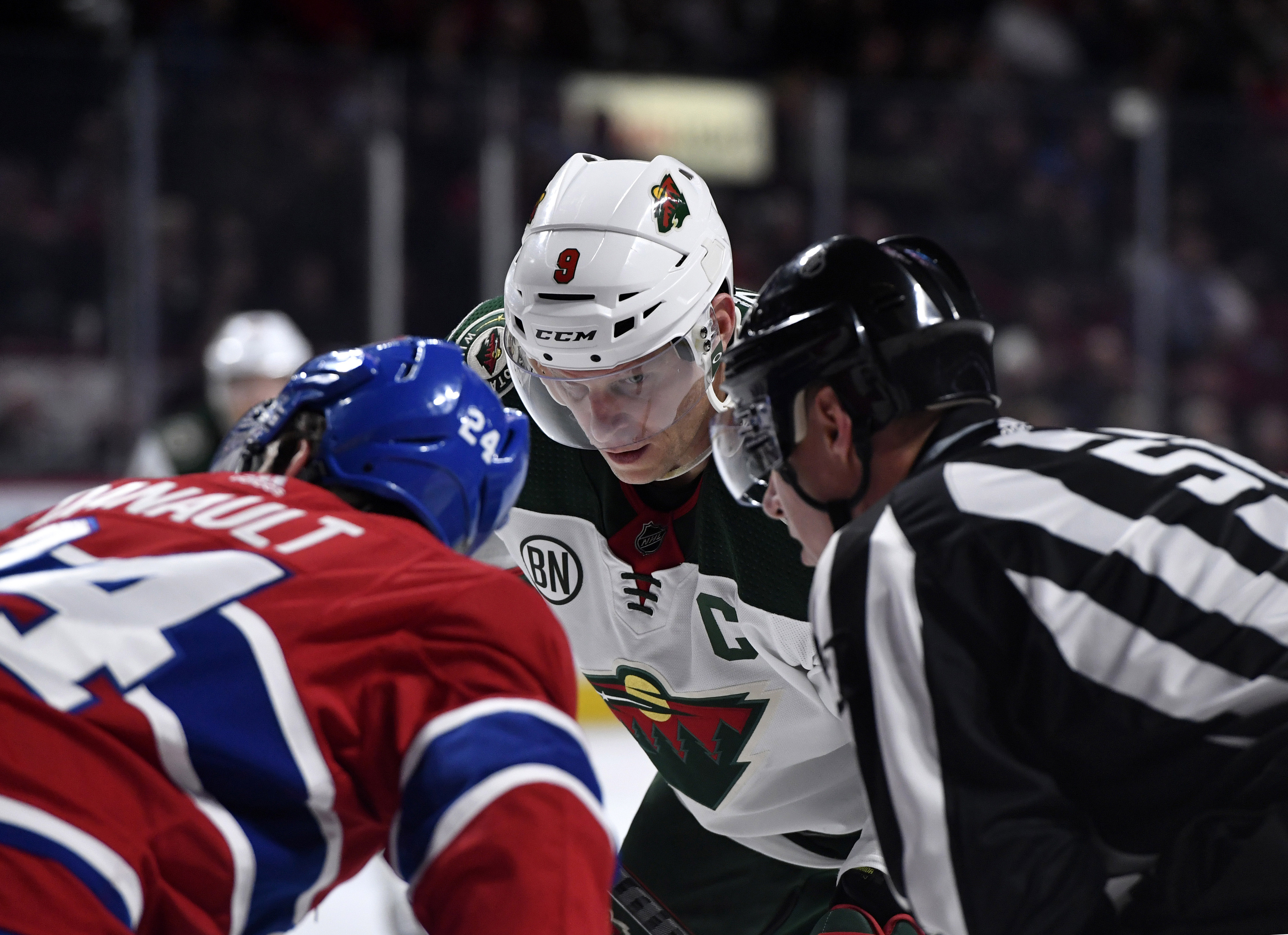 Game Preview: Minnesota Wild vs. Montreal Canadiens 10/17/19 @ 6:00PM CST at Bell Centre