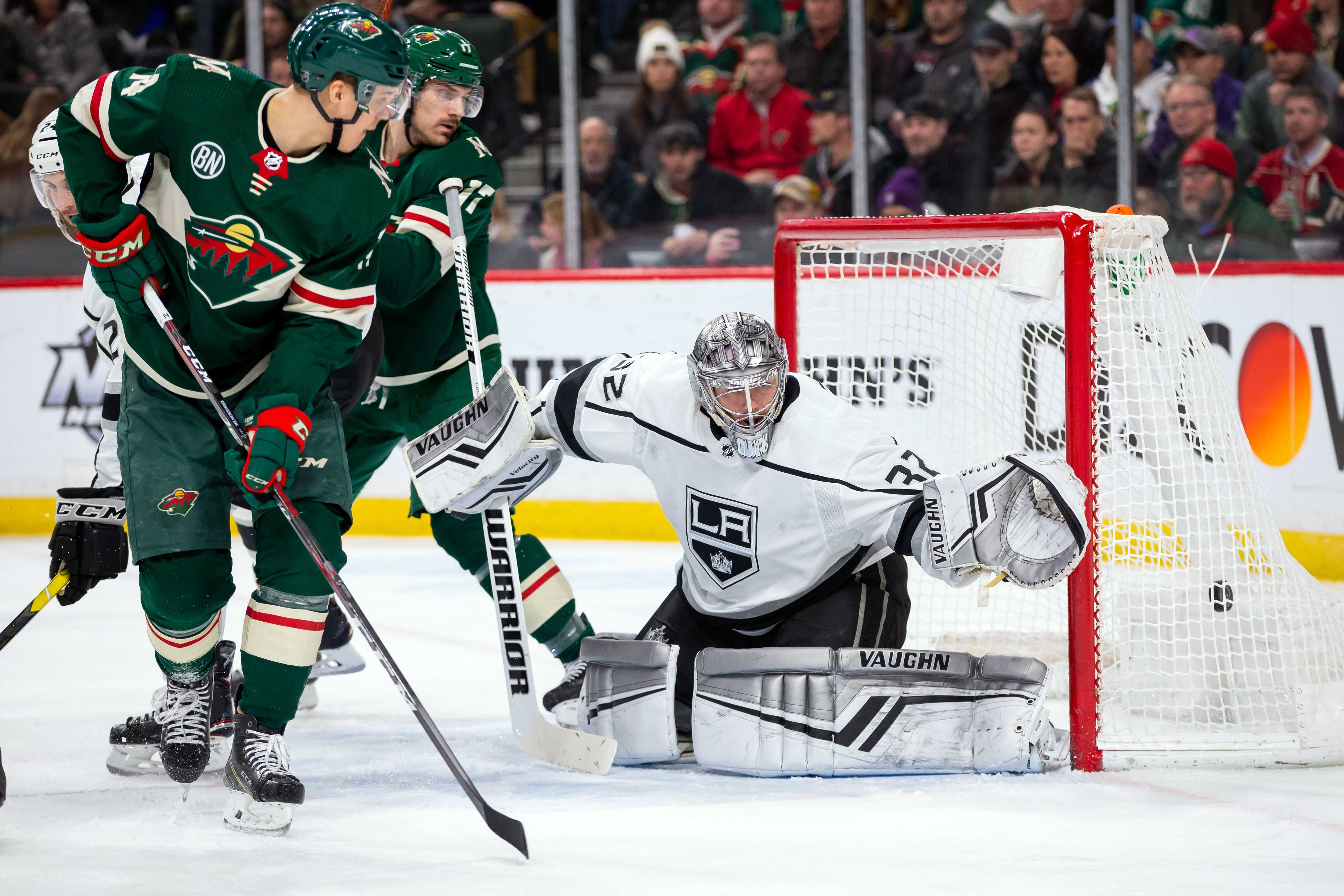 Game Preview: Minnesota Wild vs. Los Angeles Kings 10/26/19 @ 7:00PM CST at Xcel Energy Center