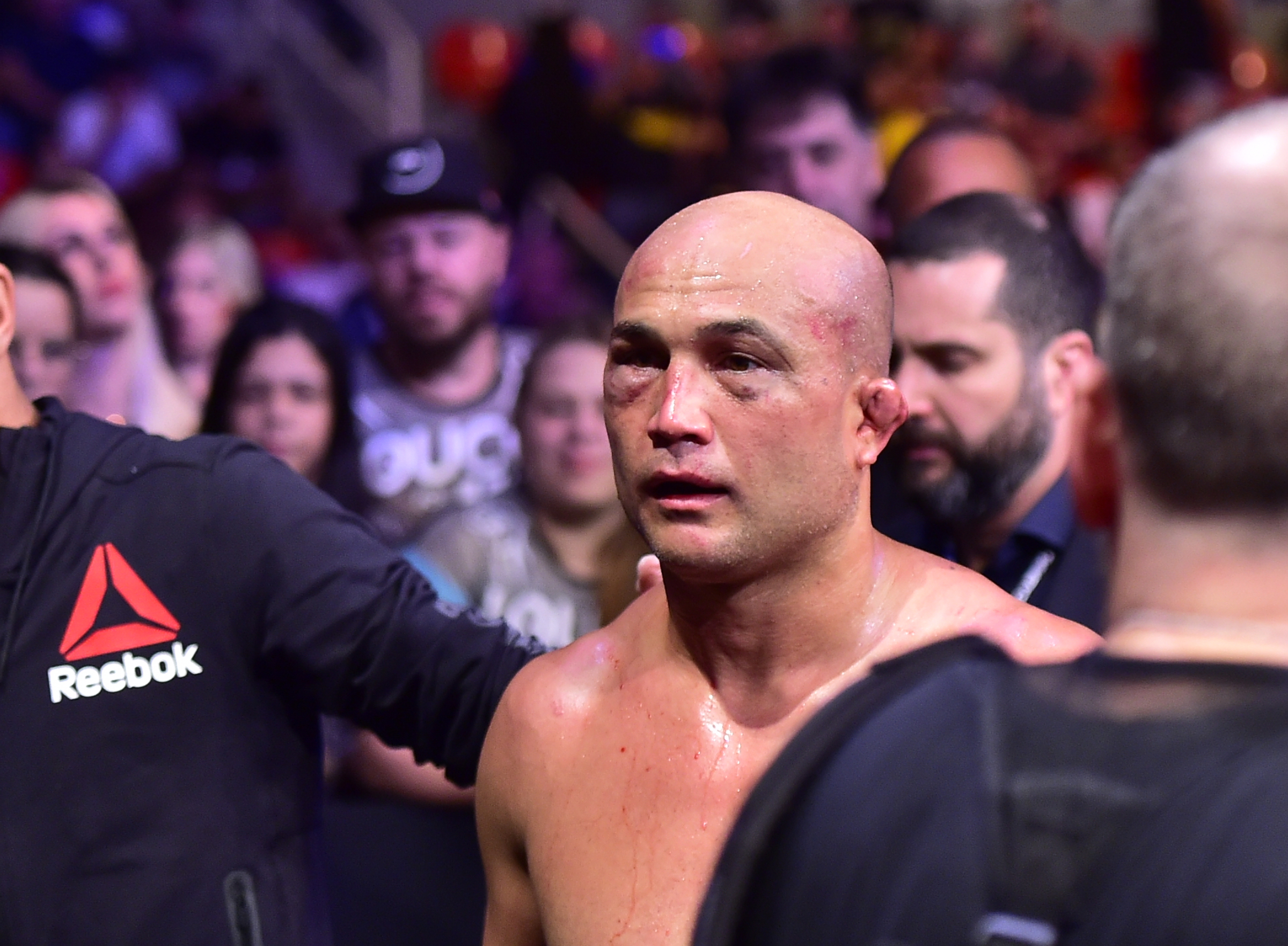 Was releasing B.J. Penn the only option the UFC had?