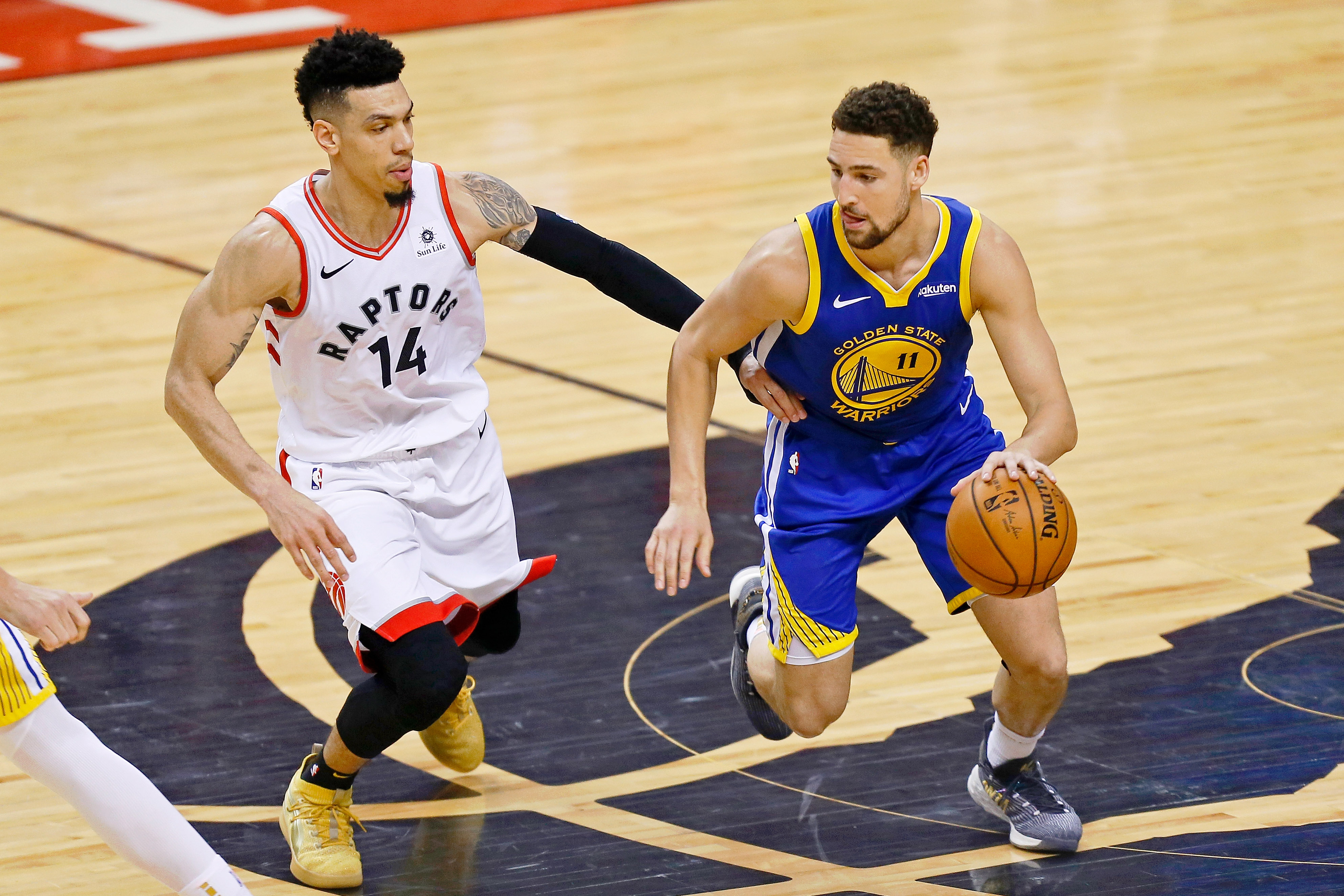 Warriors' worst fears come true with Klay Thompson injury