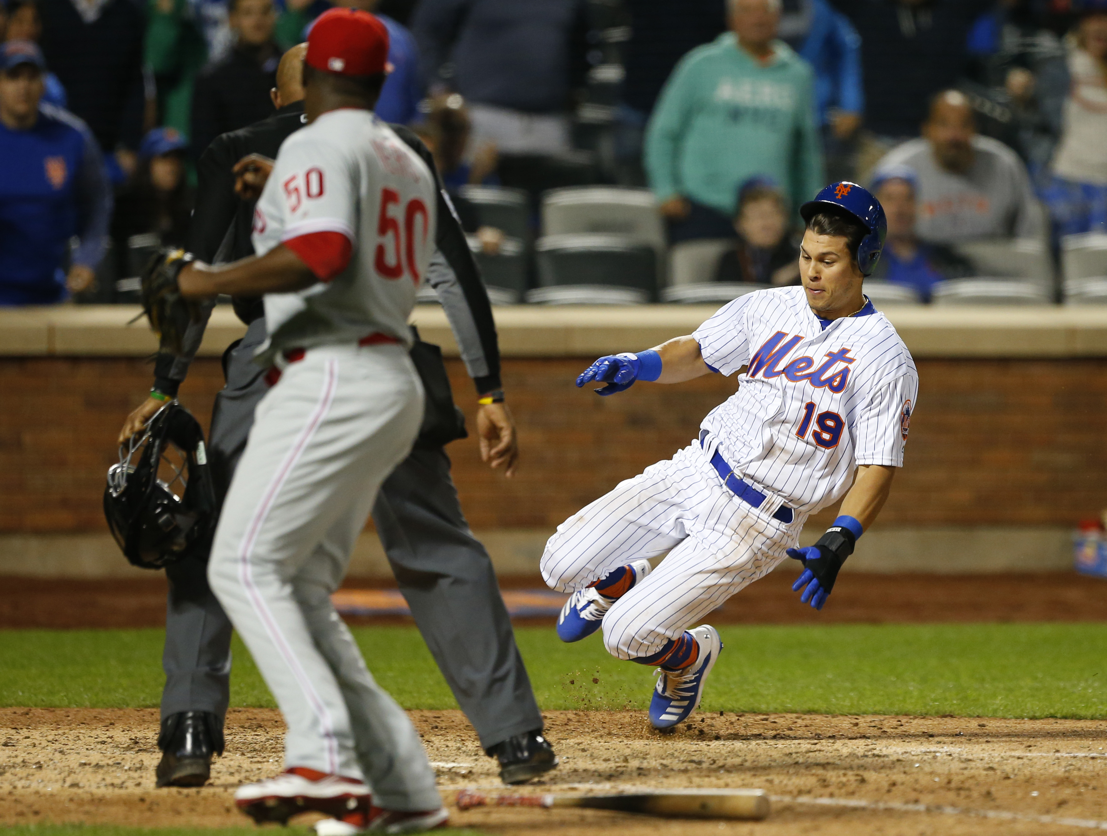 Mike's Mets Player Review Series: Sam Haggerty