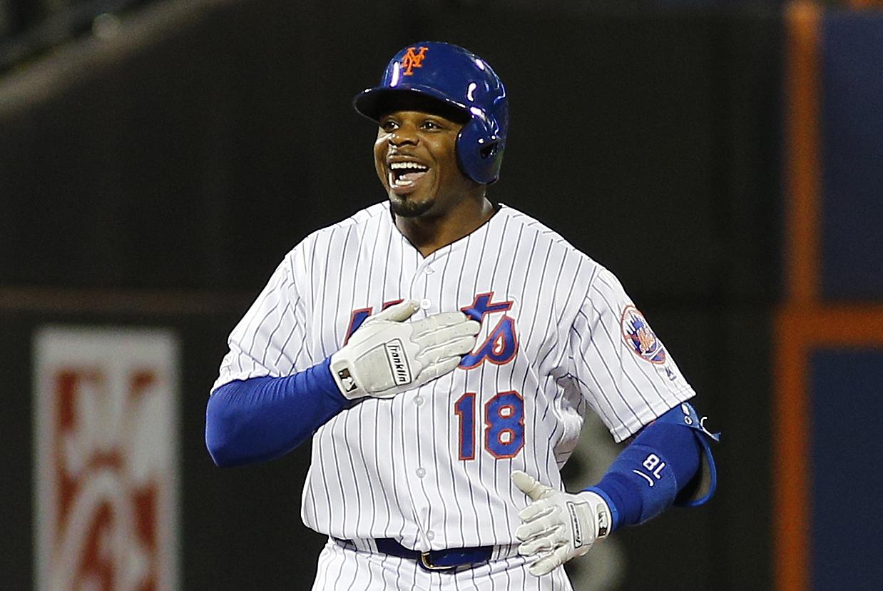 Mike's Mets Player Review Series: Rajai Davis
