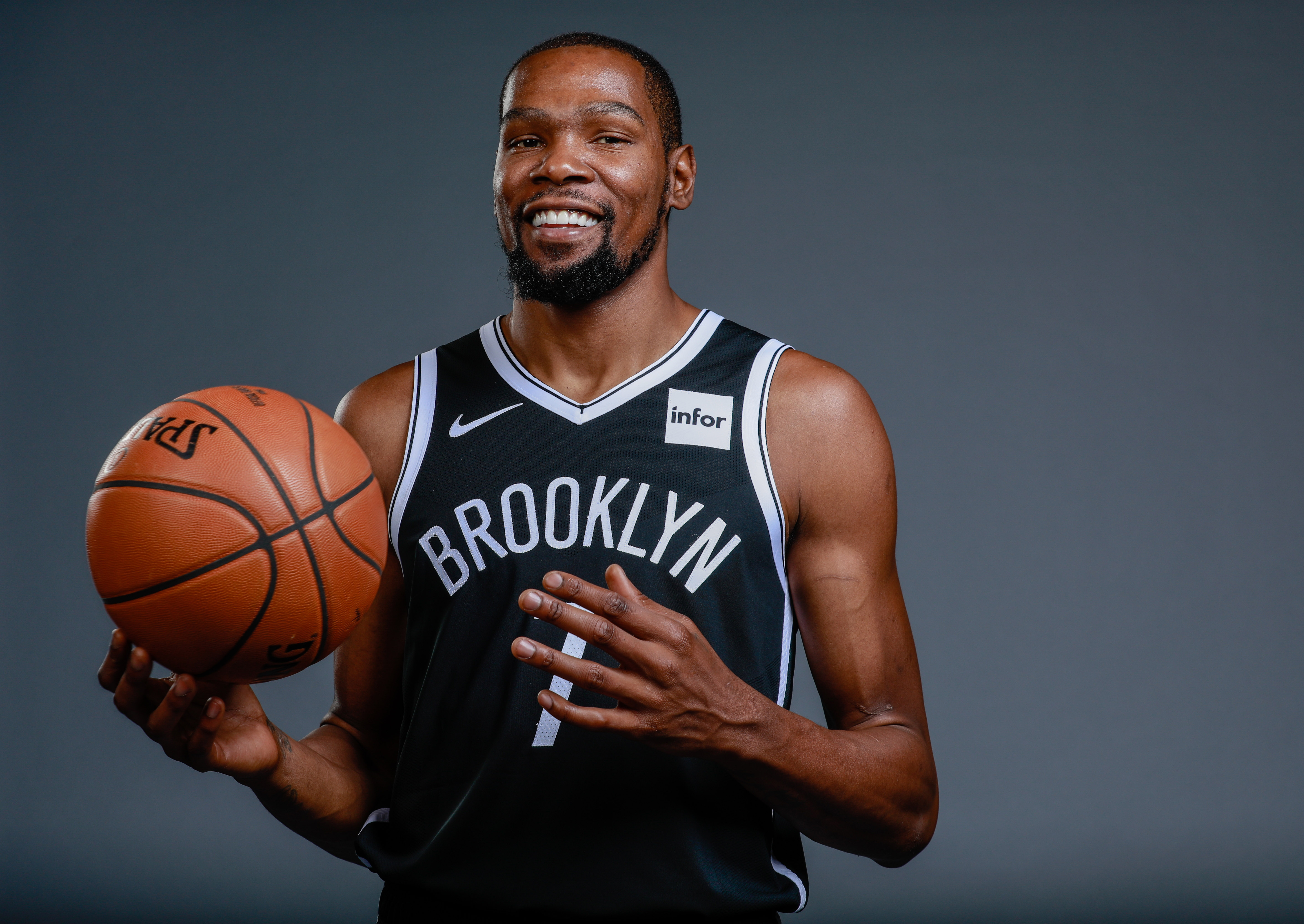 Nets' Kevin Durant won't be overconfident in his return