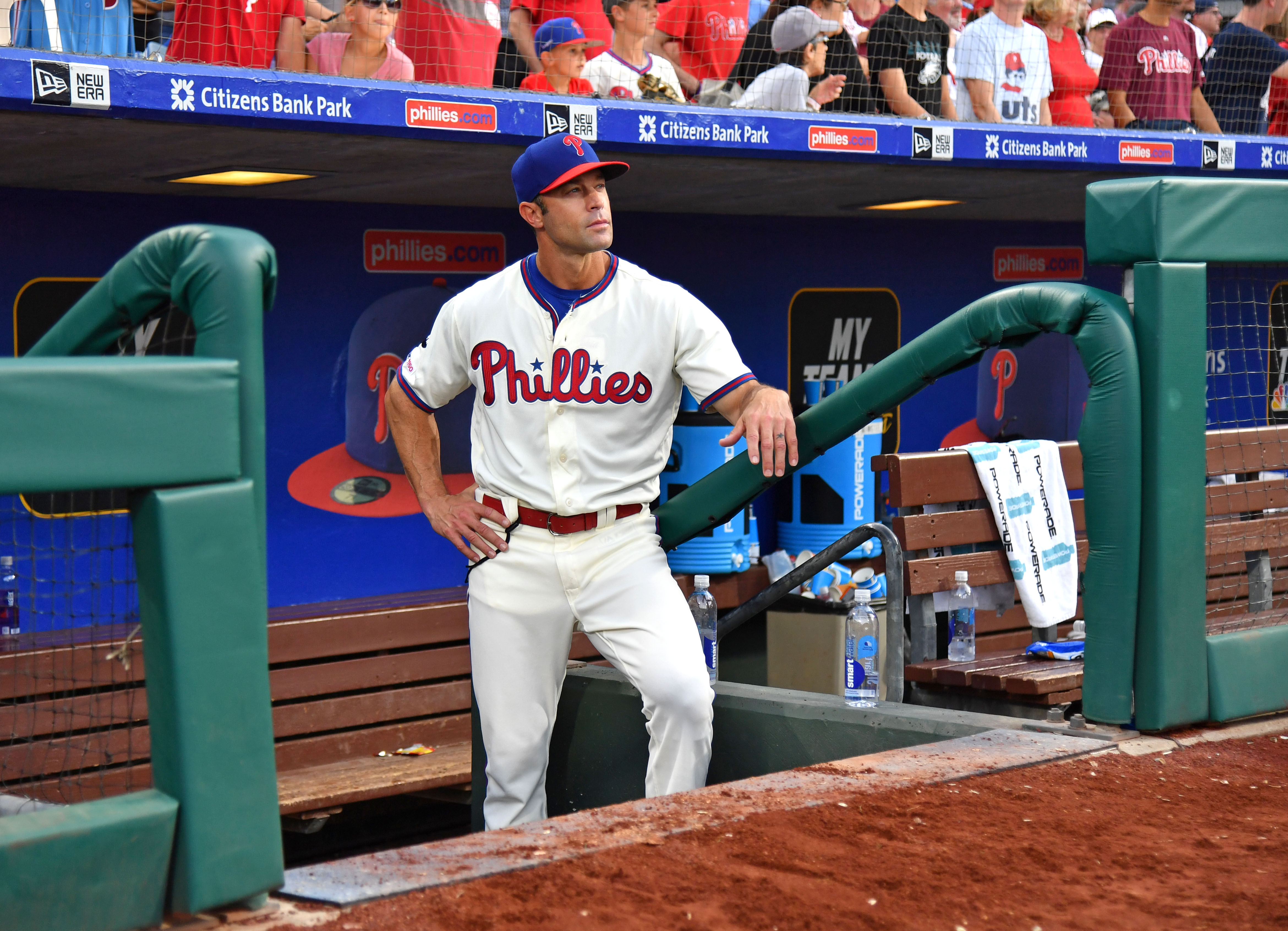 Report: Phillies relieve Gabe Kapler of manager duties