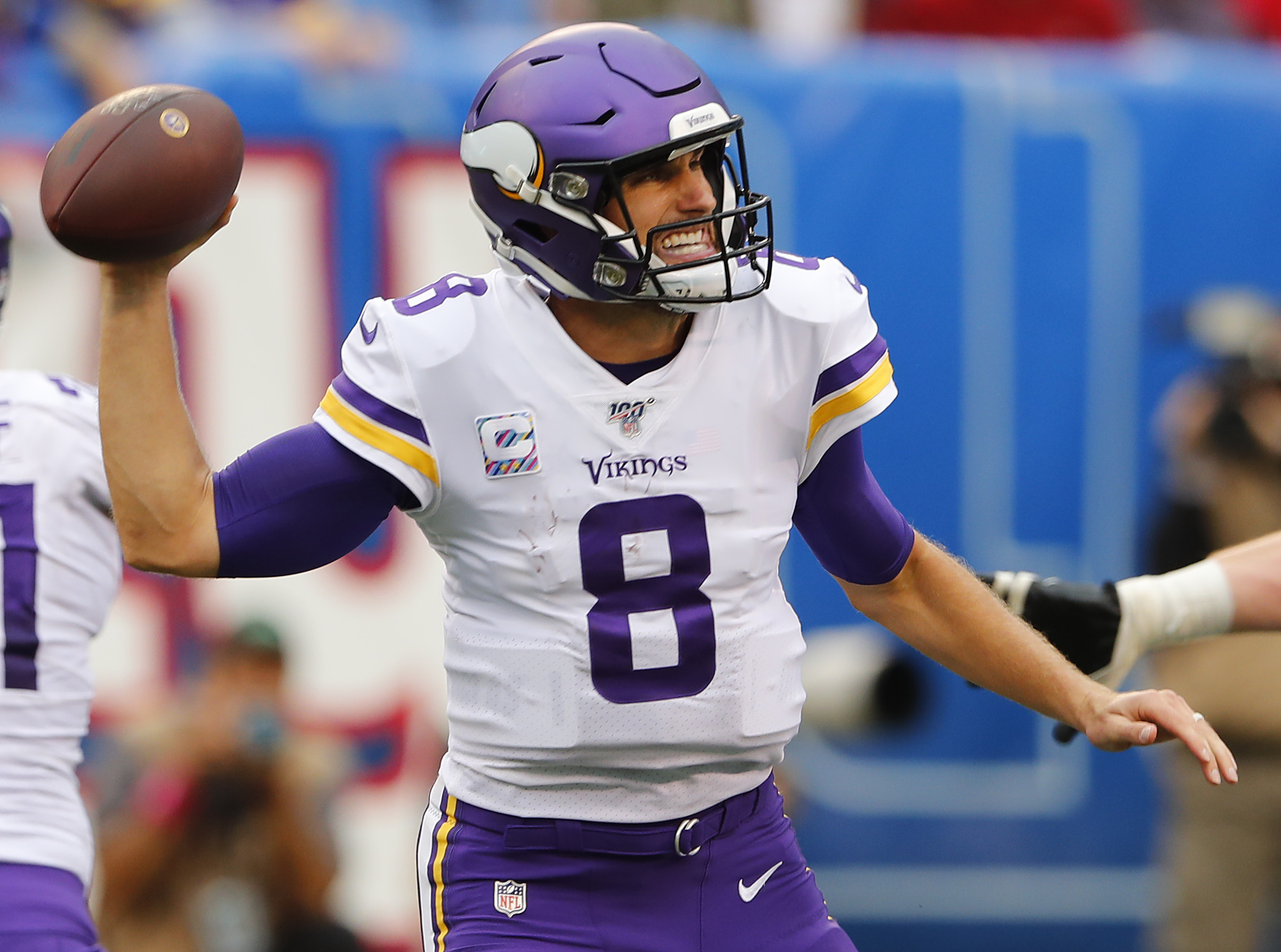 Former teammate believes Kirk Cousins is 'weakest part' of Vikings' offense