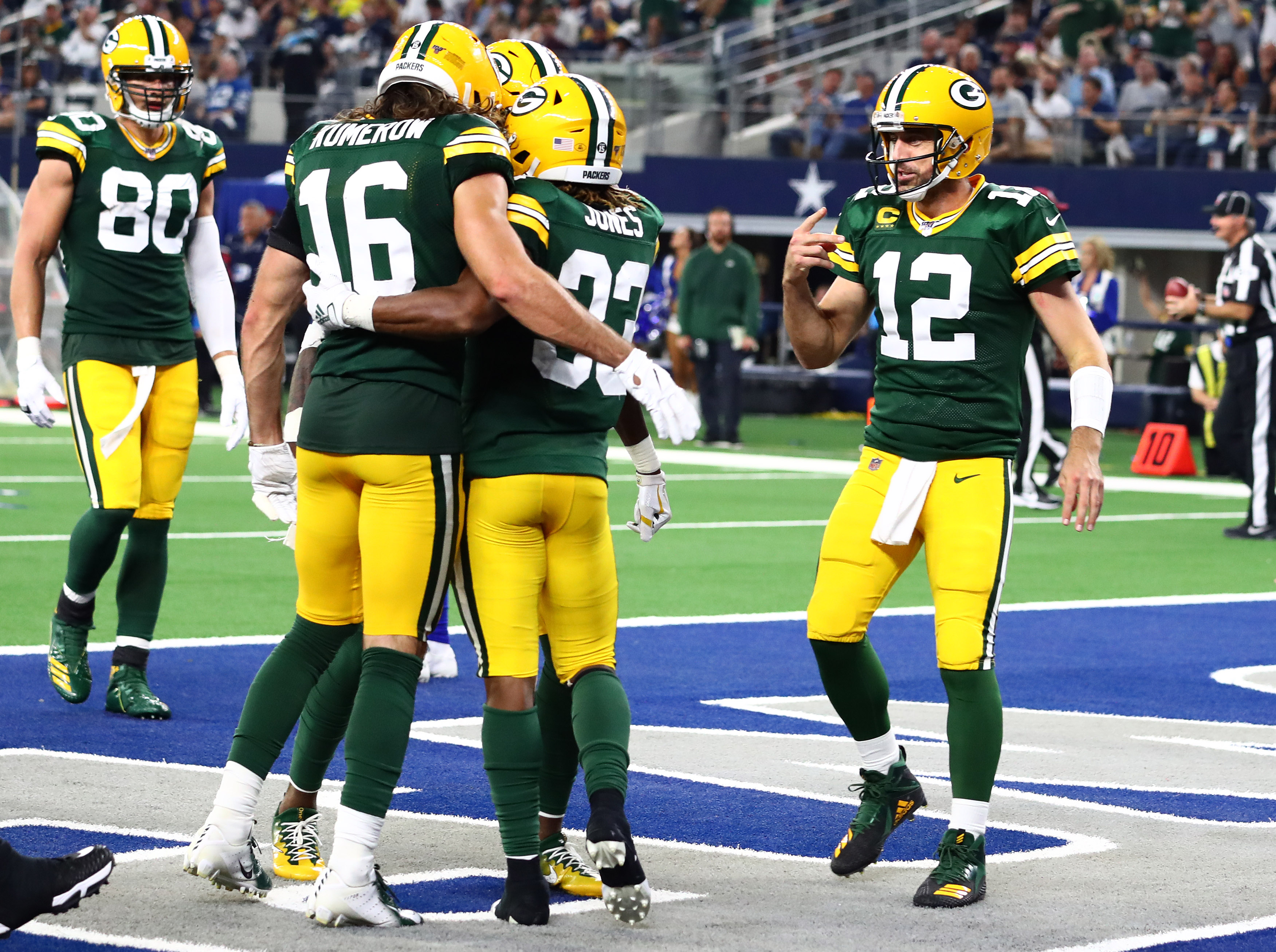 Five Big Reasons for the Packers Strong Start in 2019