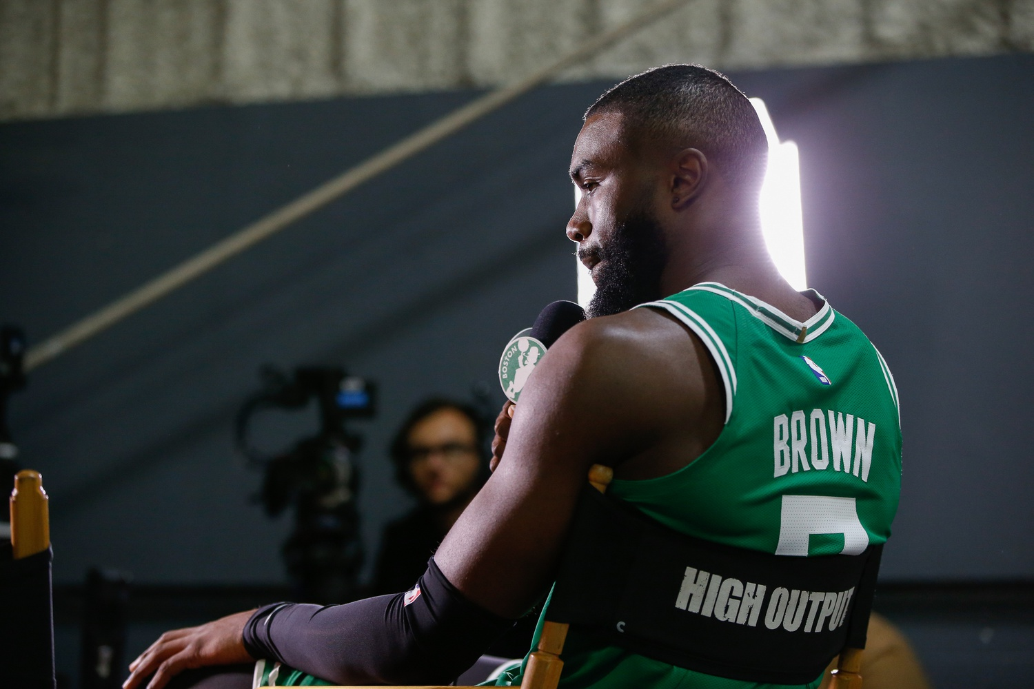 Your Morning Dump... Where the clock is ticking on the Jaylen Brown extension