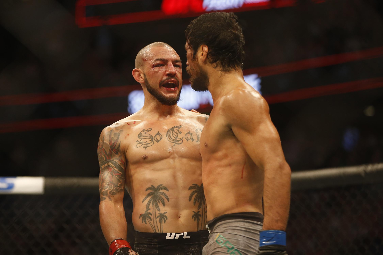 ufc fight night jedrzejczyk vs waterson fighter salaries