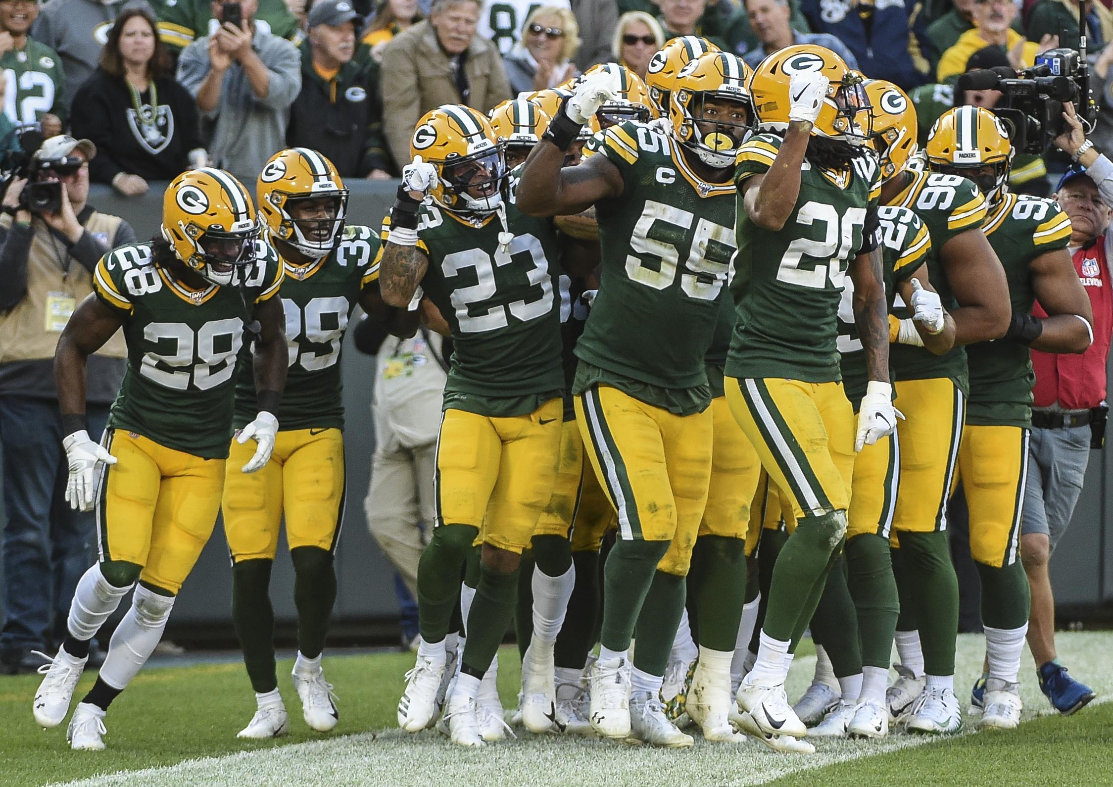 Green Bay Packers Midseason Grades: Defense