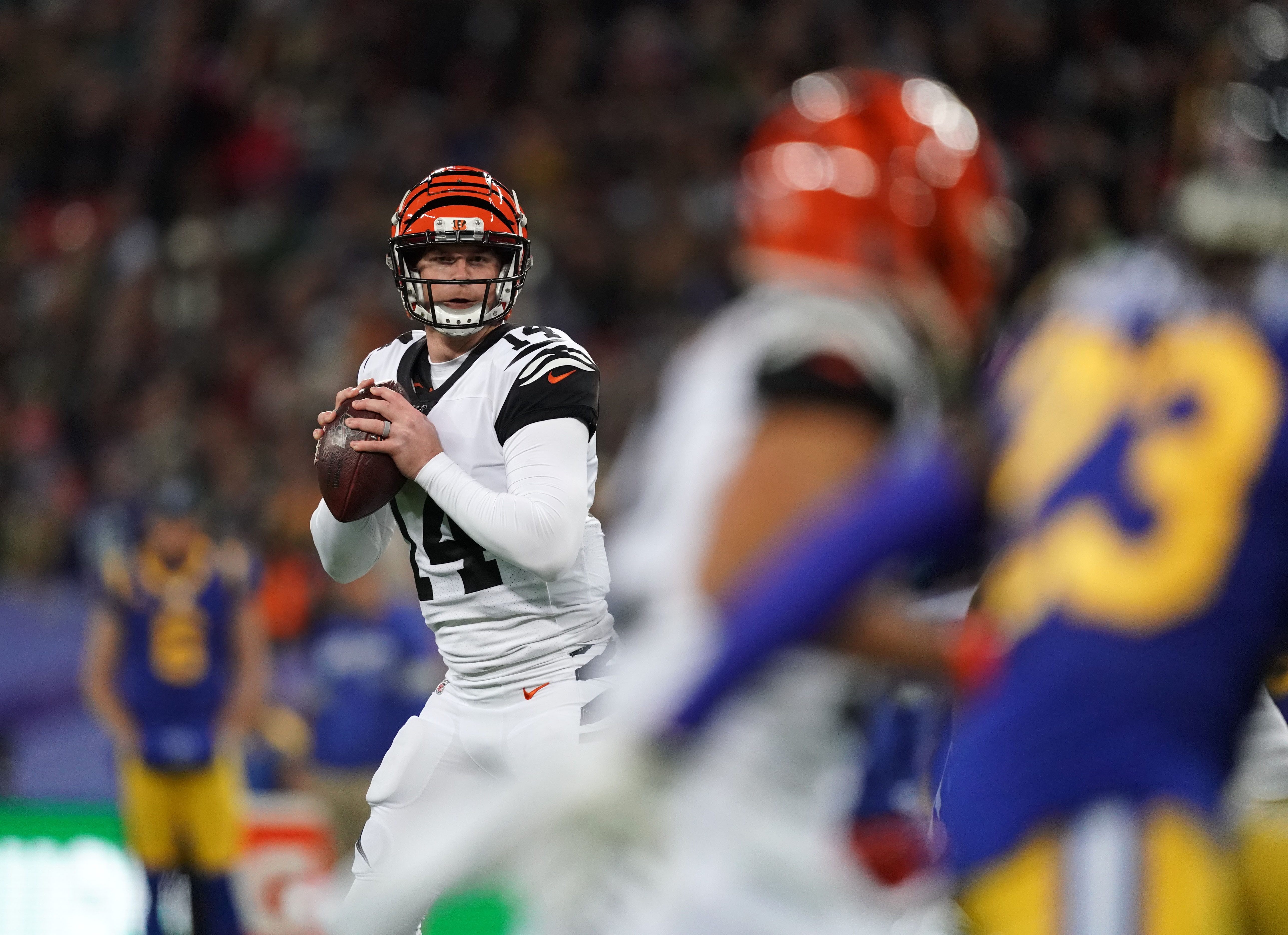Bengals bench Andy Dalton in favor of rookie