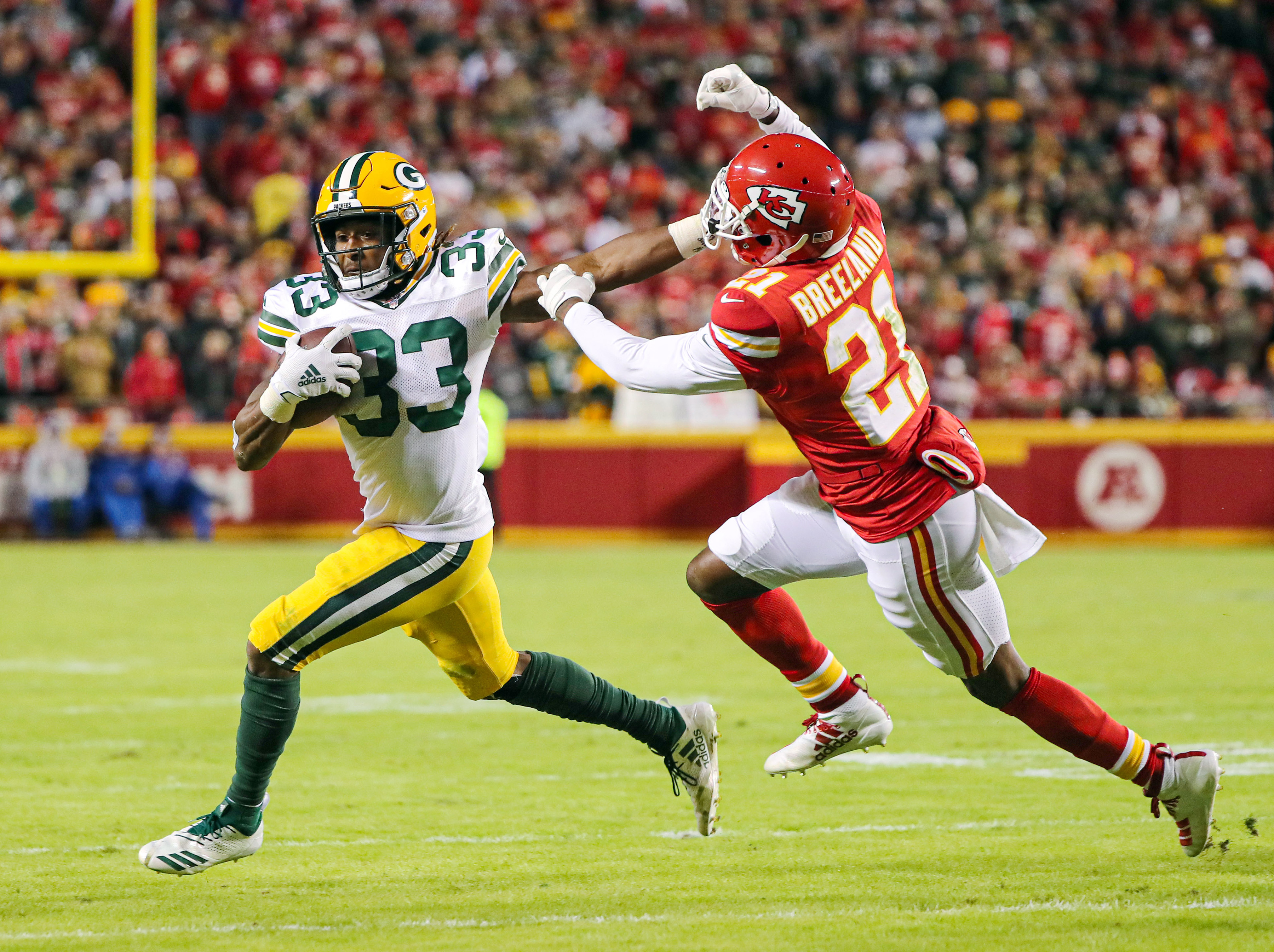 Ten Things We Learned from the Packers' 31-24 Win over the Chiefs