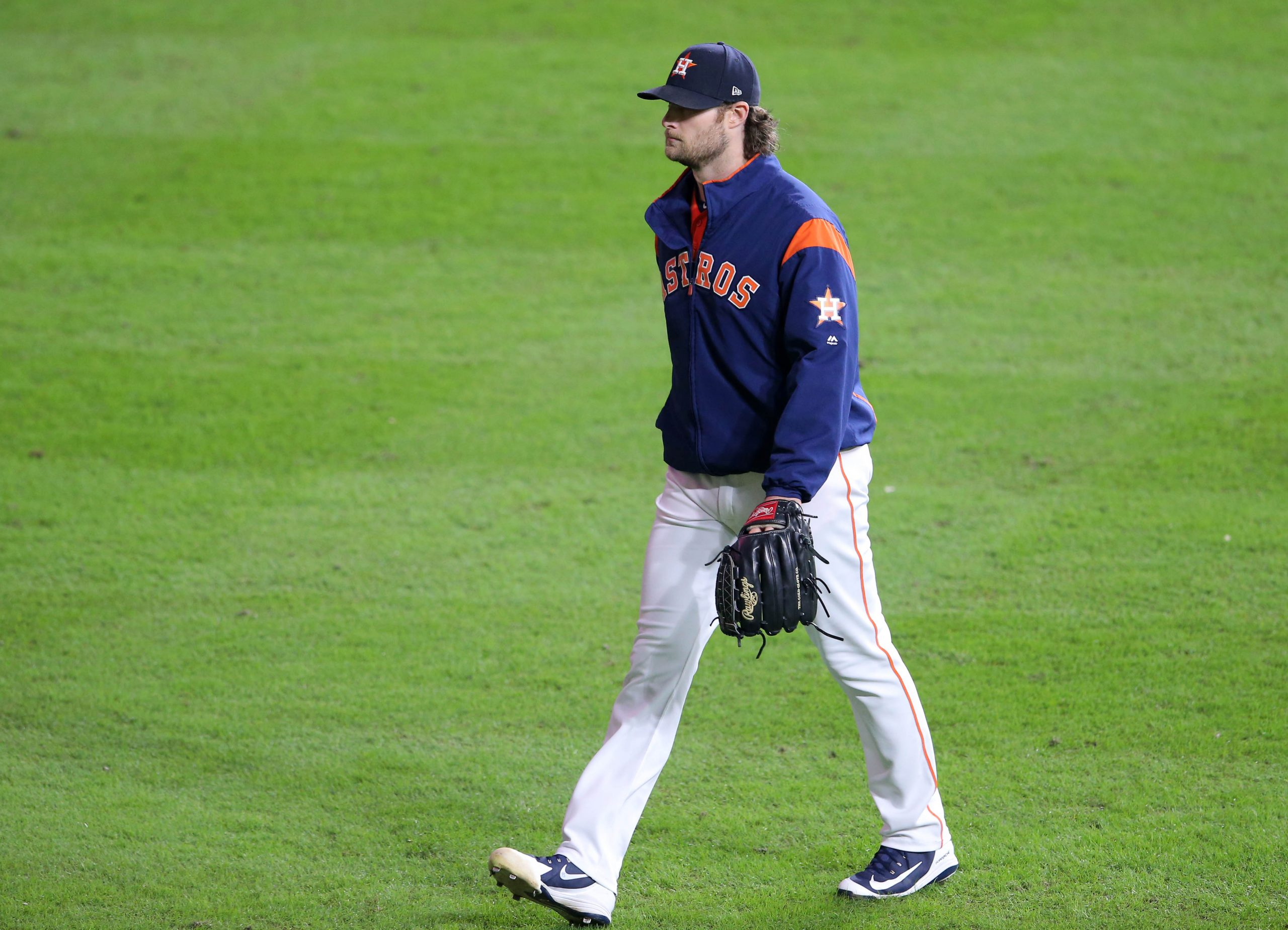 Gerrit Cole thanks Astros fans in classy statement ahead of free agency