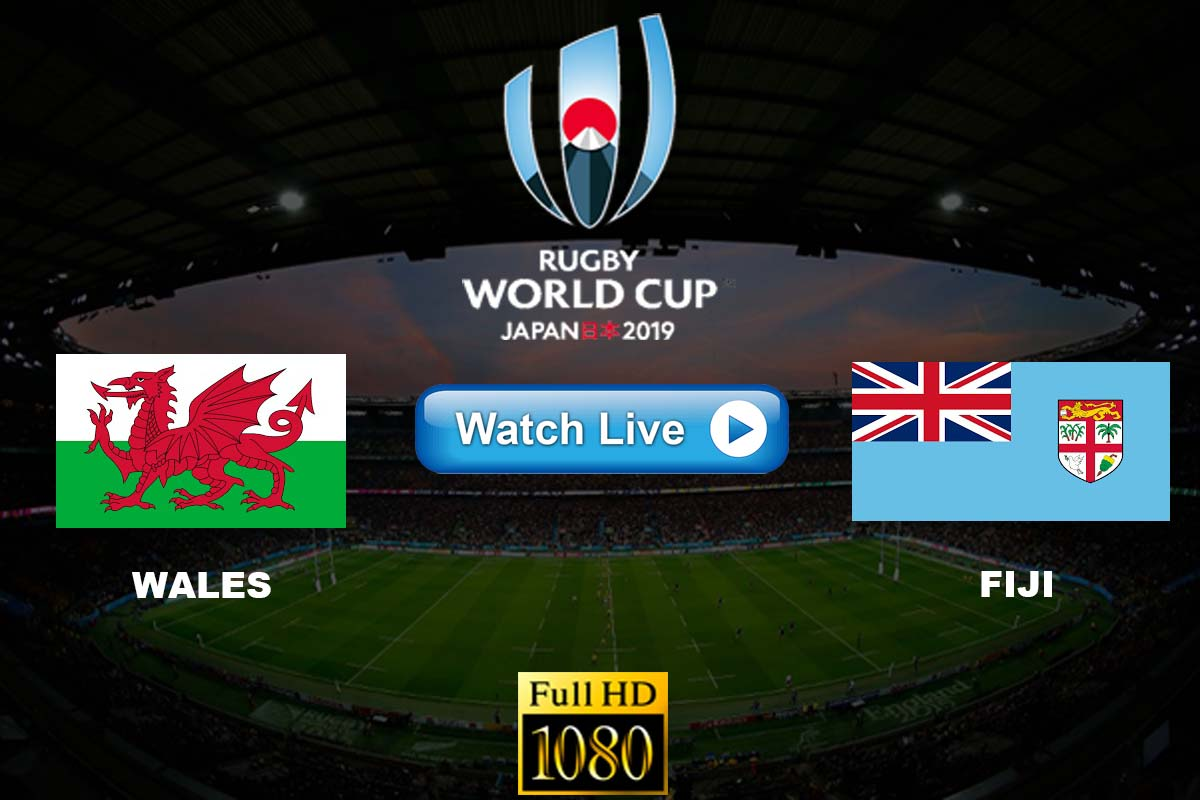 Wales vs Fiji live streaming reddit