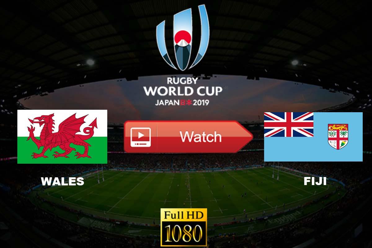 Wales vs Fiji live stream reddit