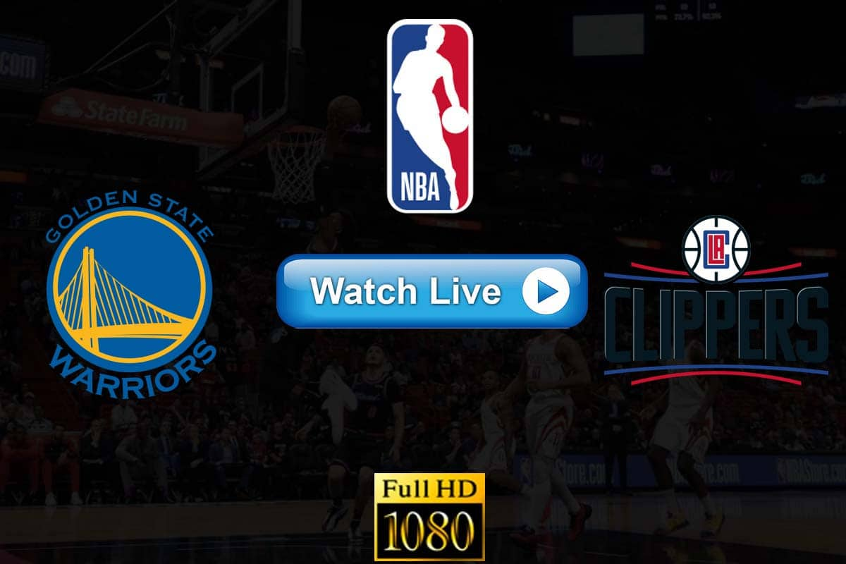 Warriors vs Clippers live streaming reddit