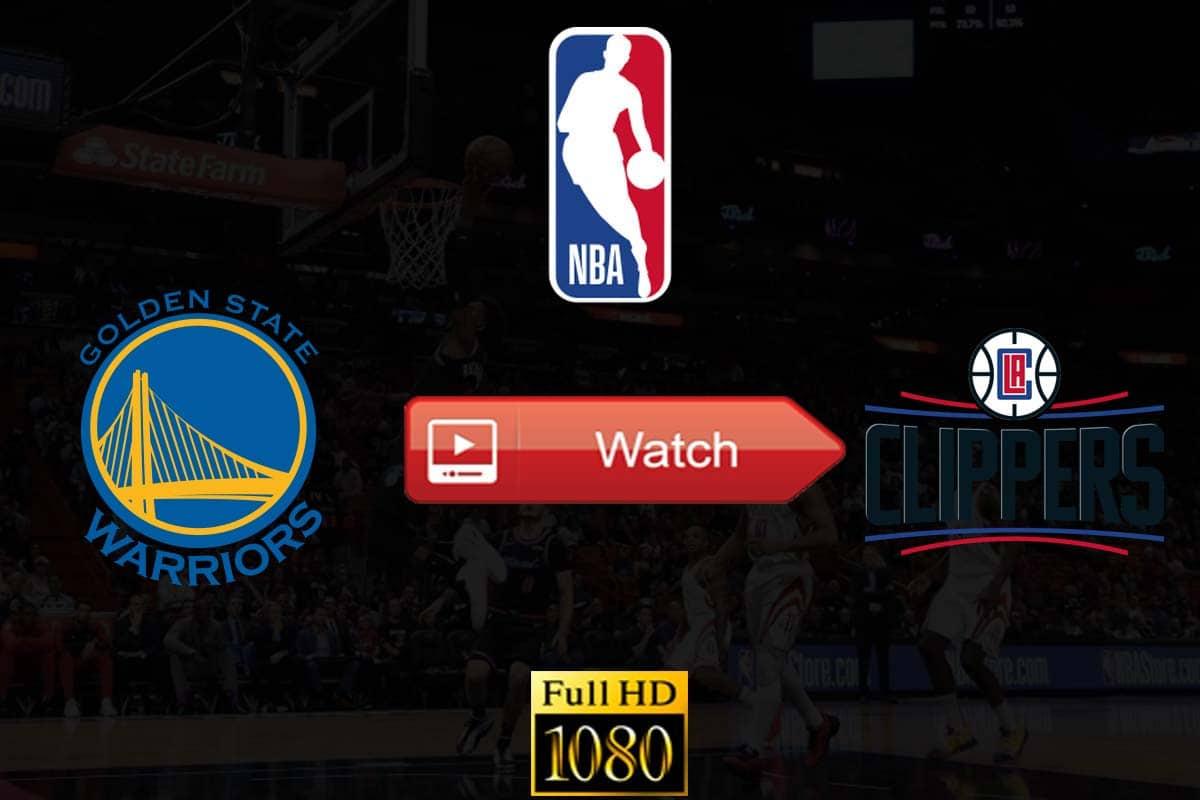 Warriors vs Clippers live stream reddit