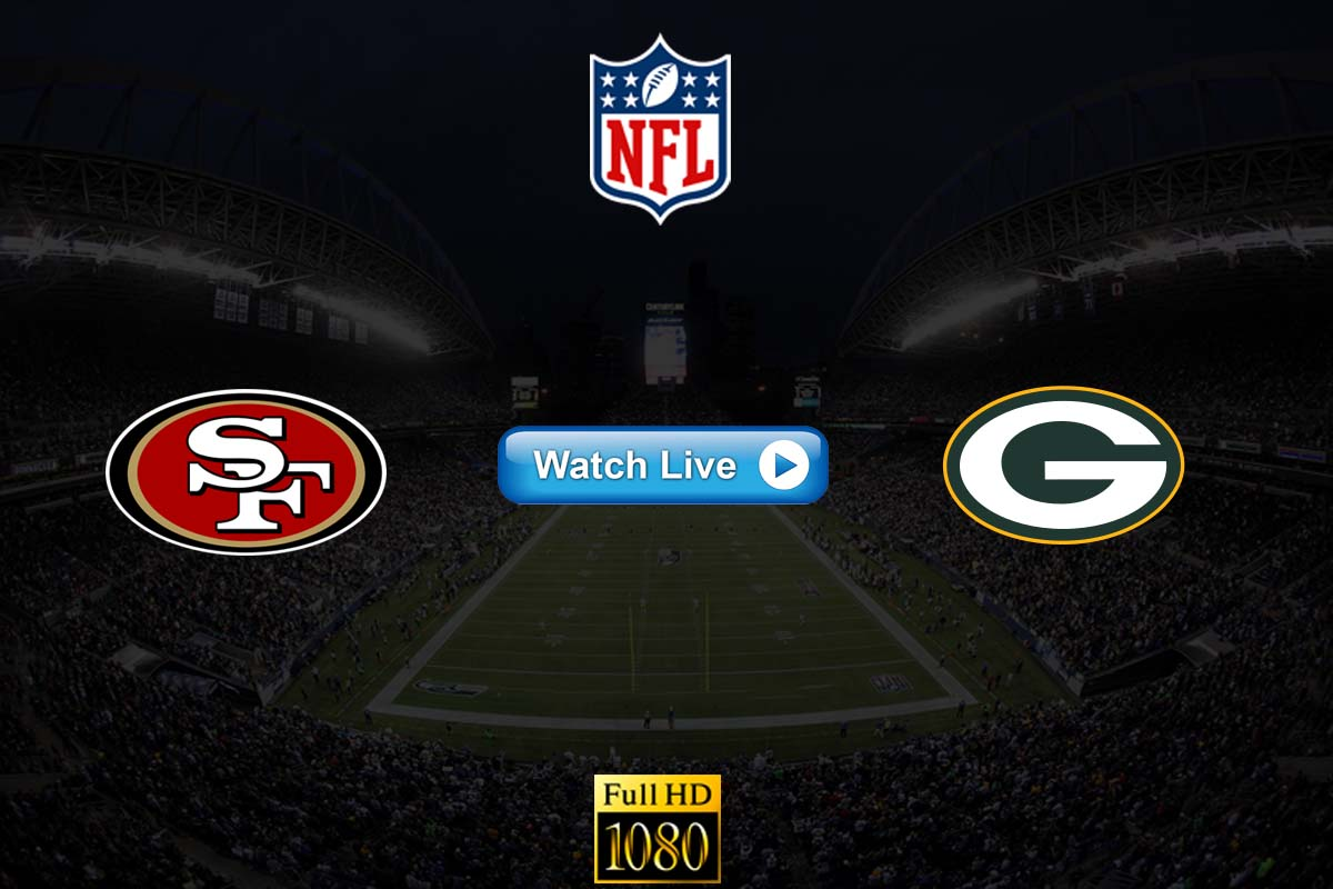 49ers vs Packers live streaming reddit