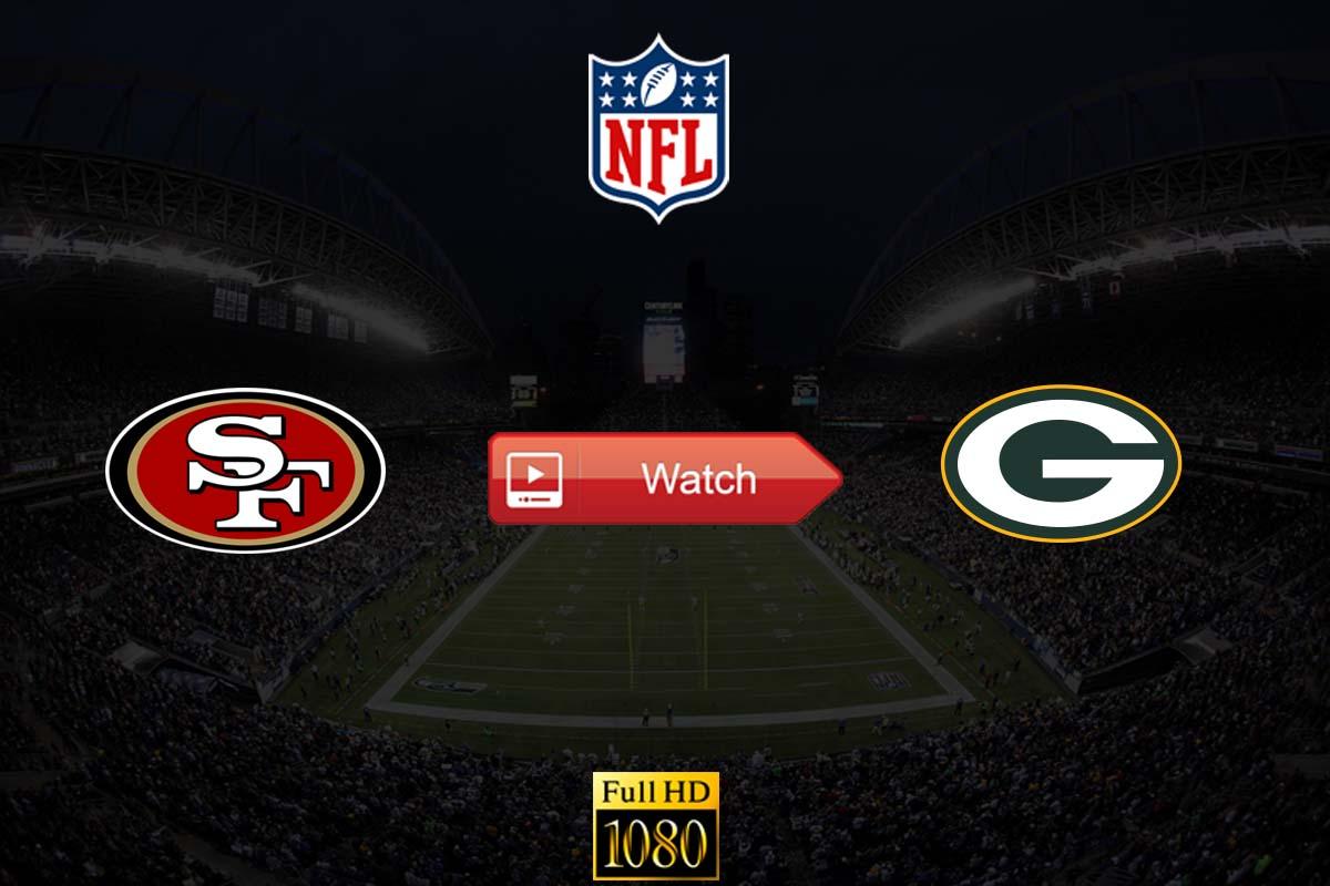 49ers vs Packers live stream reddit