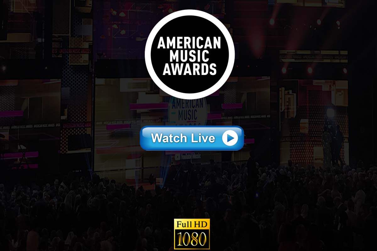 American Music Awards live streaming Reddit