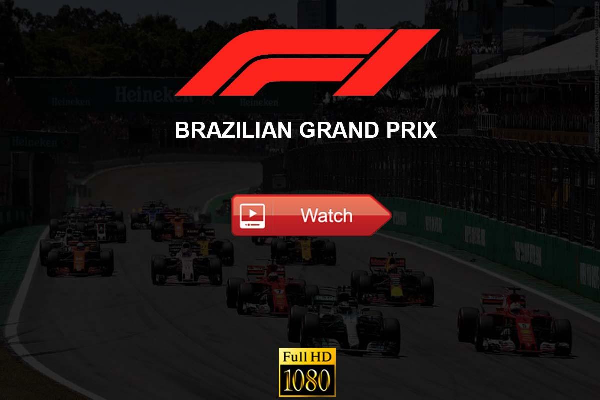 Brazilian Grand Prix live stream reddit
