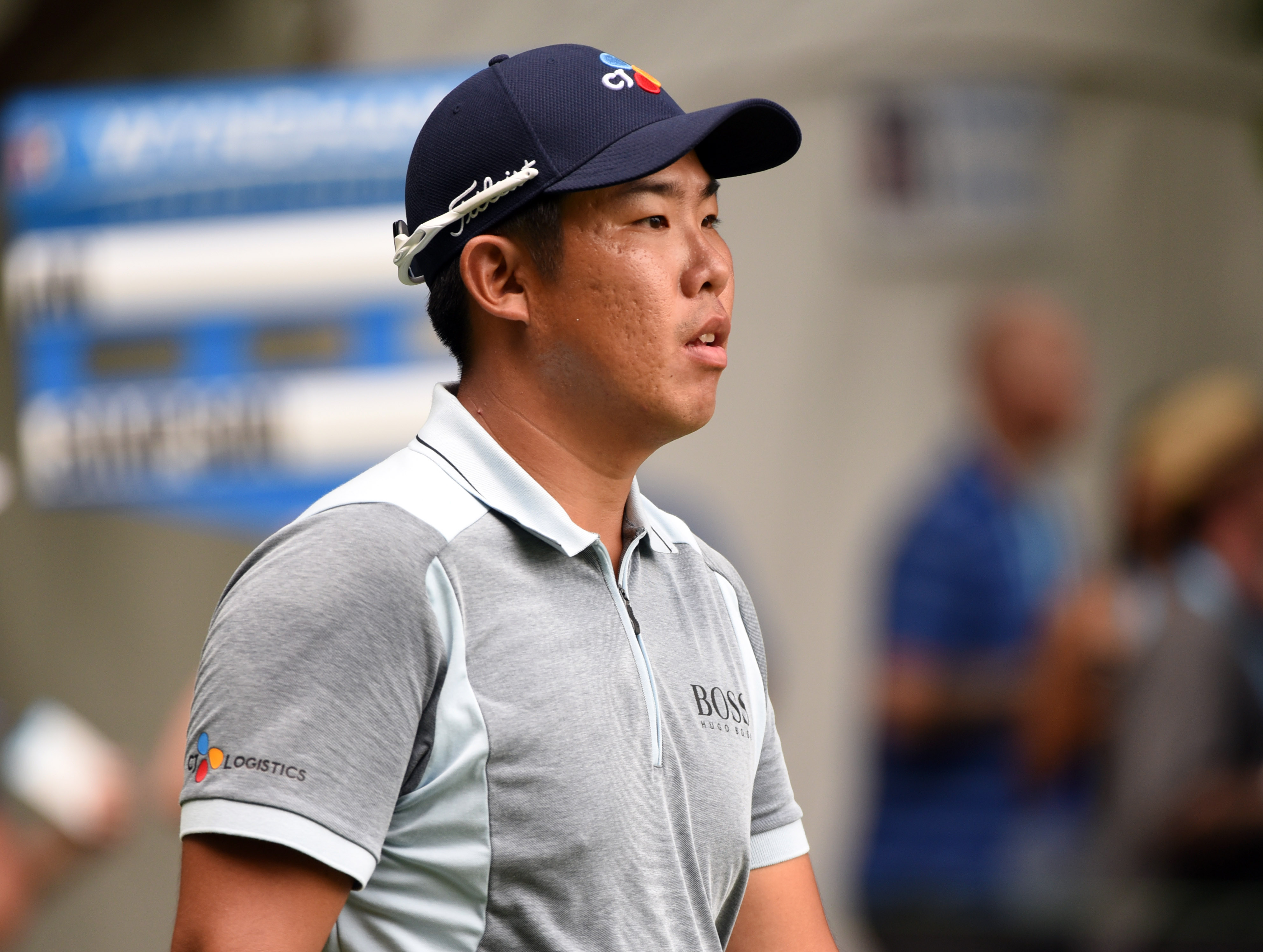 Byeong Hun An replaces Jason Day at the 2019 Presidents Cup