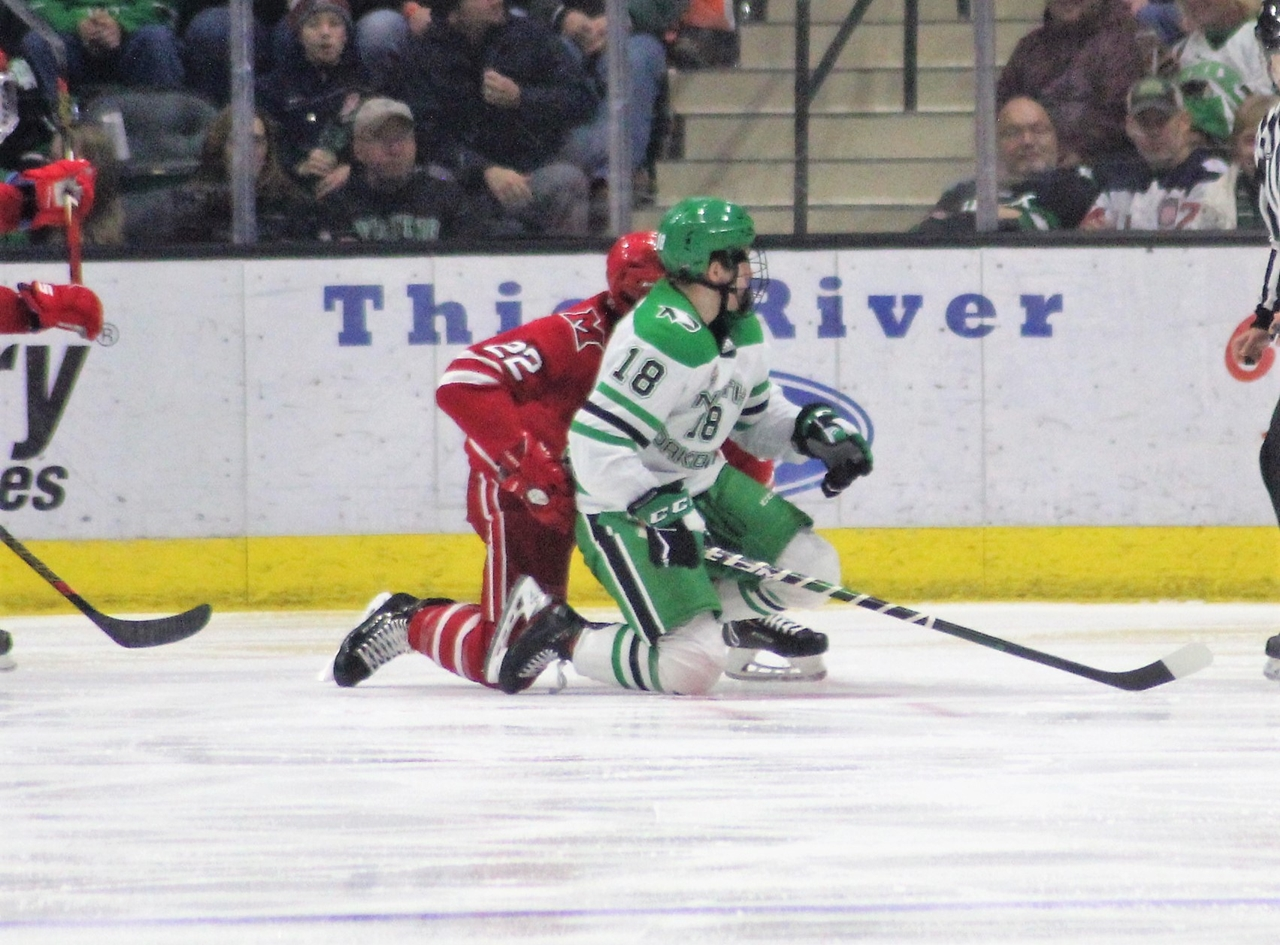 Two Thirds of a Game: UND Blanks CC, 3-0