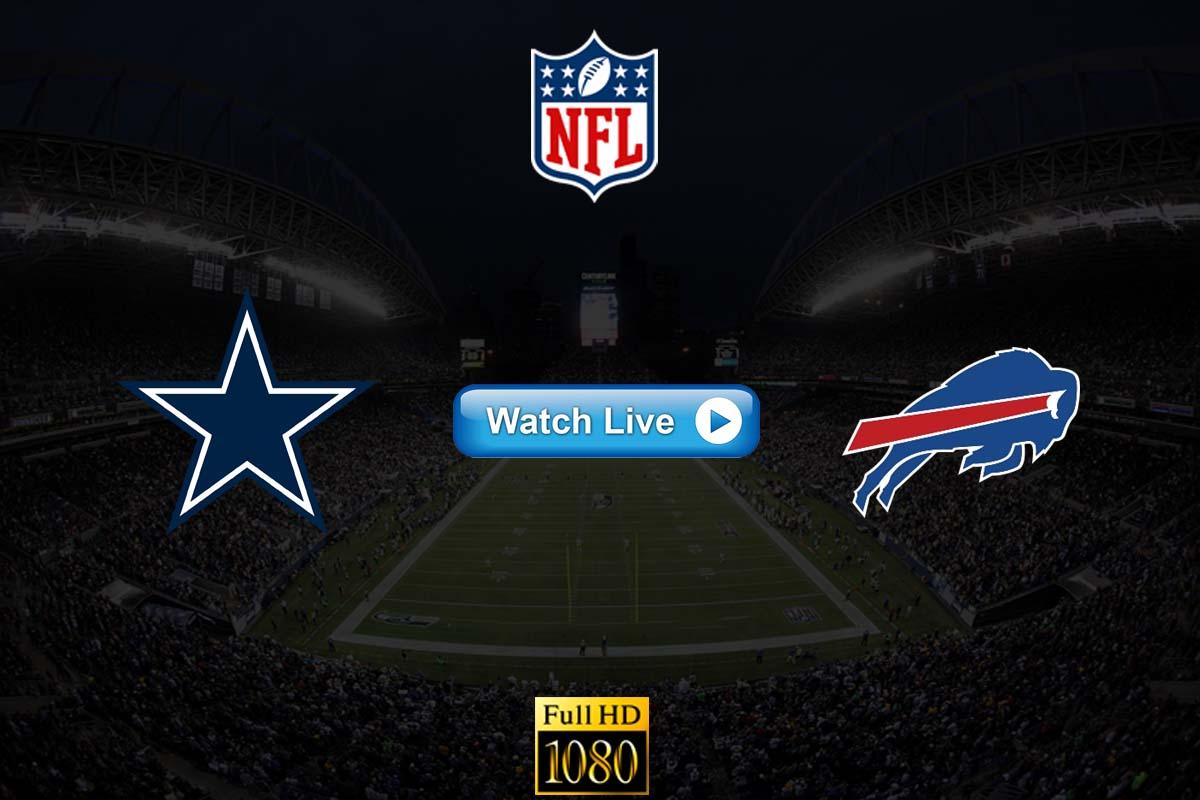 Cowboys vs Bills live streaming Reddit