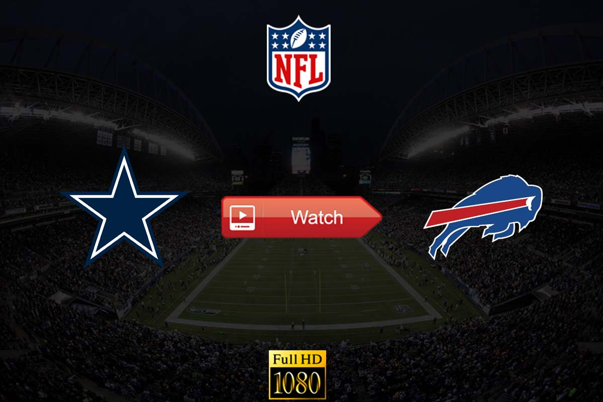 Cowboys vs Bills live stream reddit