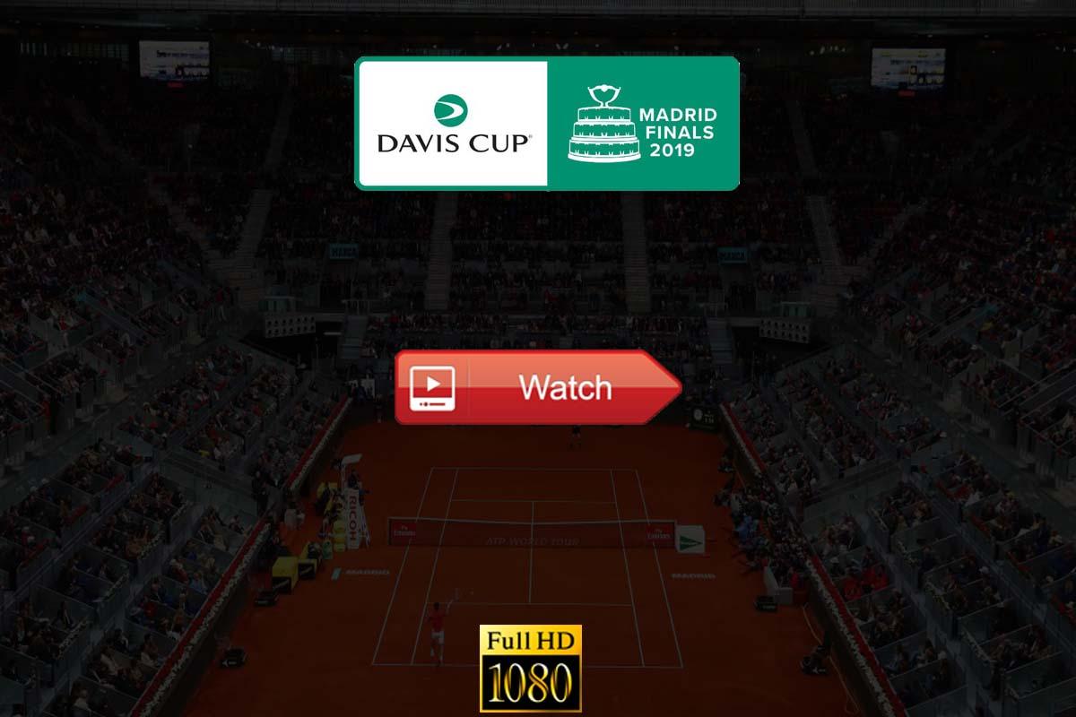 Davis Cup Finals live stream reddit