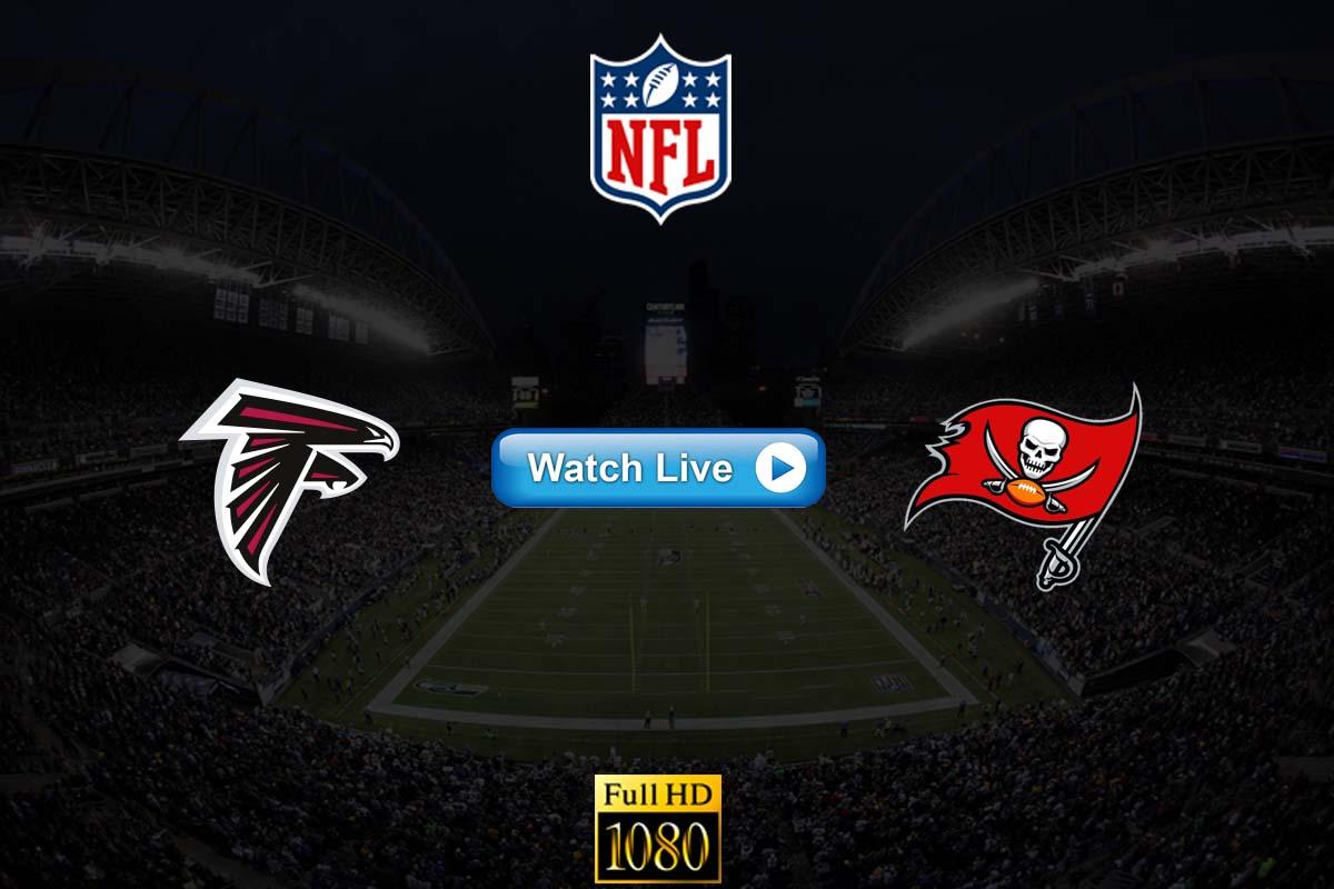 Falcons vs Buccaneers live streaming reddit
