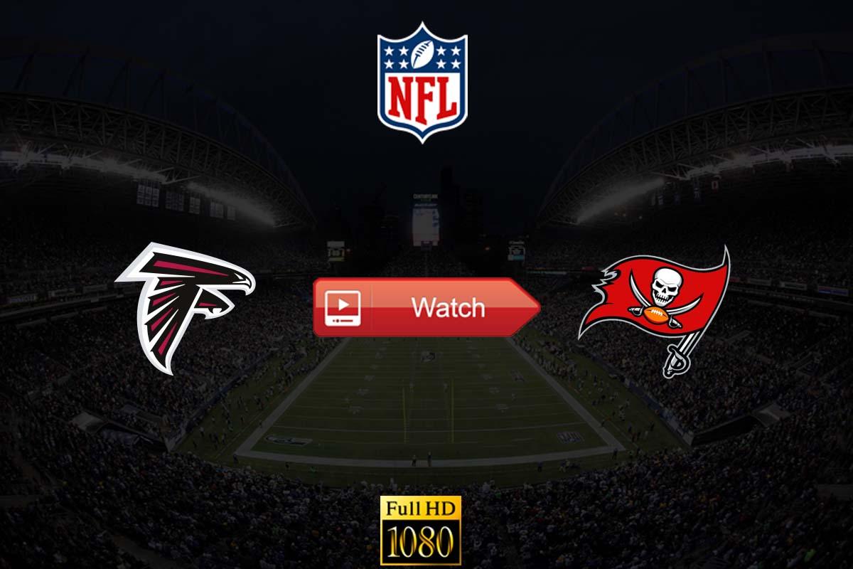 Falcons vs Buccaneers live stream reddit